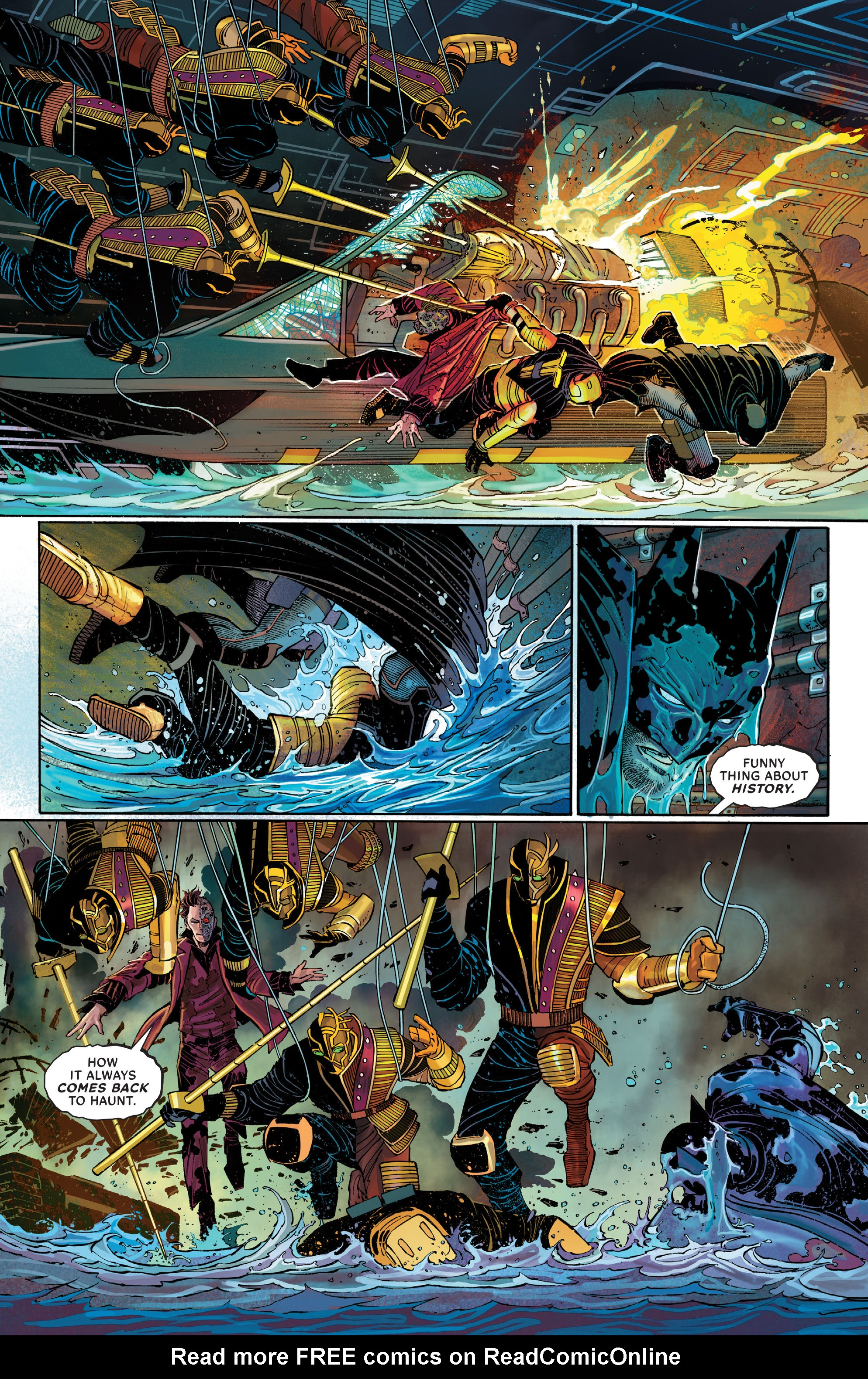 Read online All-Star Batman comic -  Issue #3 - 24
