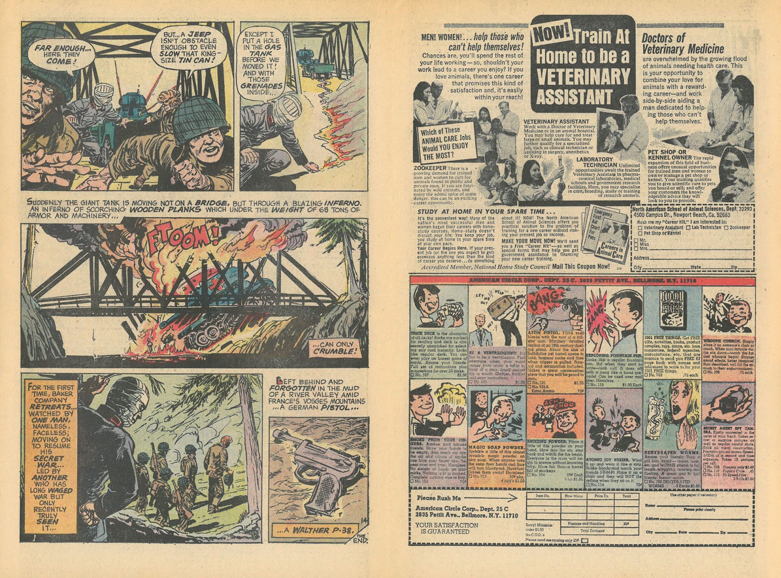Read online Star Spangled War Stories (1952) comic -  Issue #168 - 18
