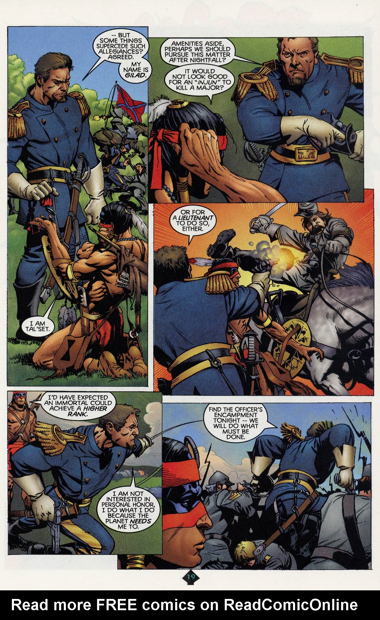 Read online Turok: Tales of the Lost Land comic -  Issue # Full - 17