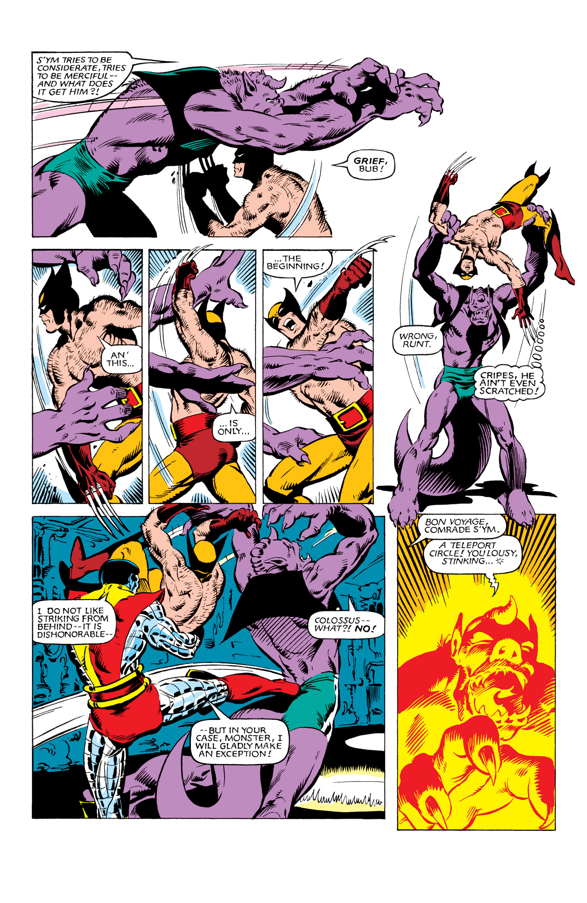 Read online Uncanny X-Men (1963) comic -  Issue #160 - 17