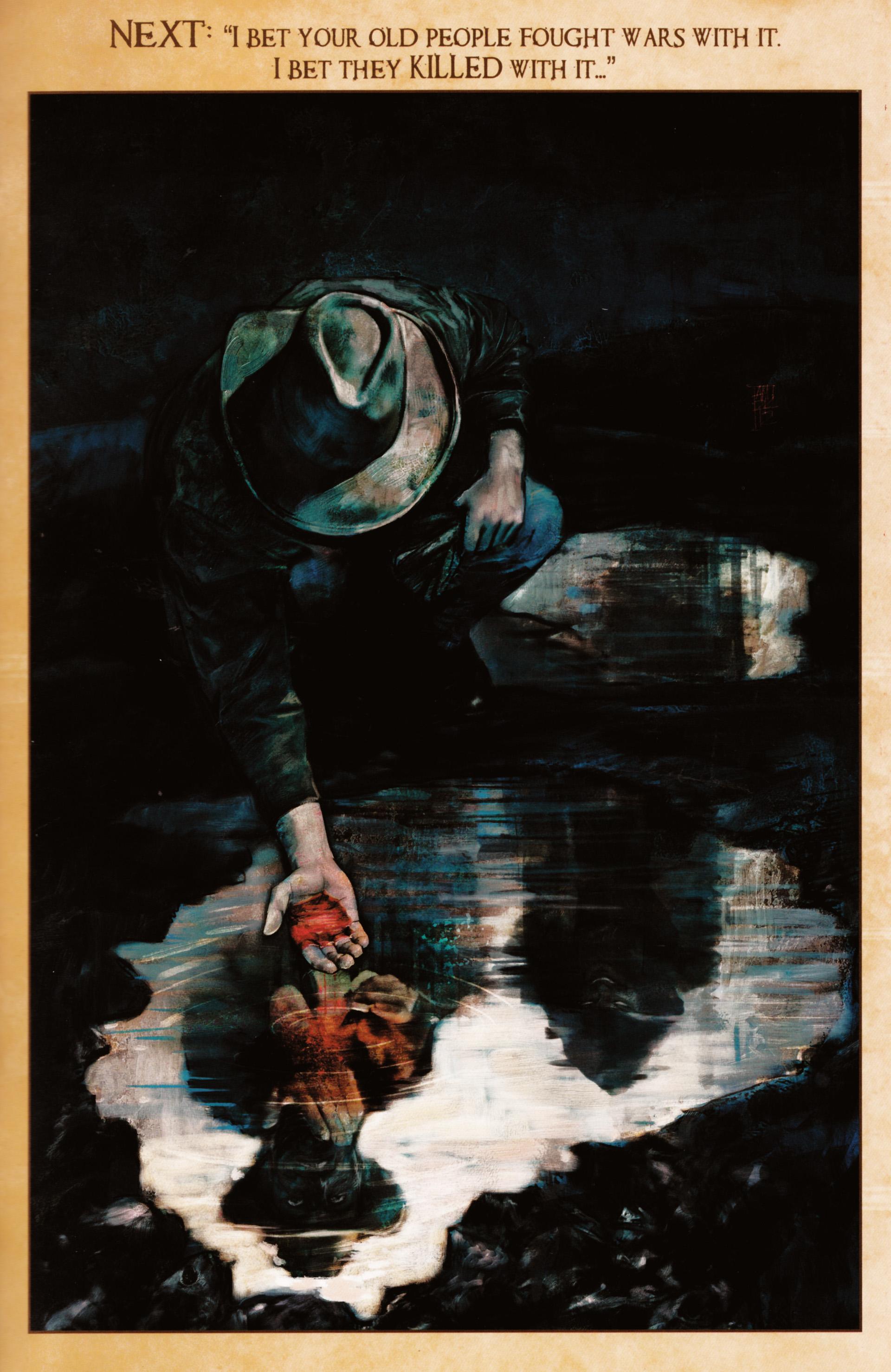 Read online Dark Tower: The Gunslinger - The Man in Black comic -  Issue #2 - 30