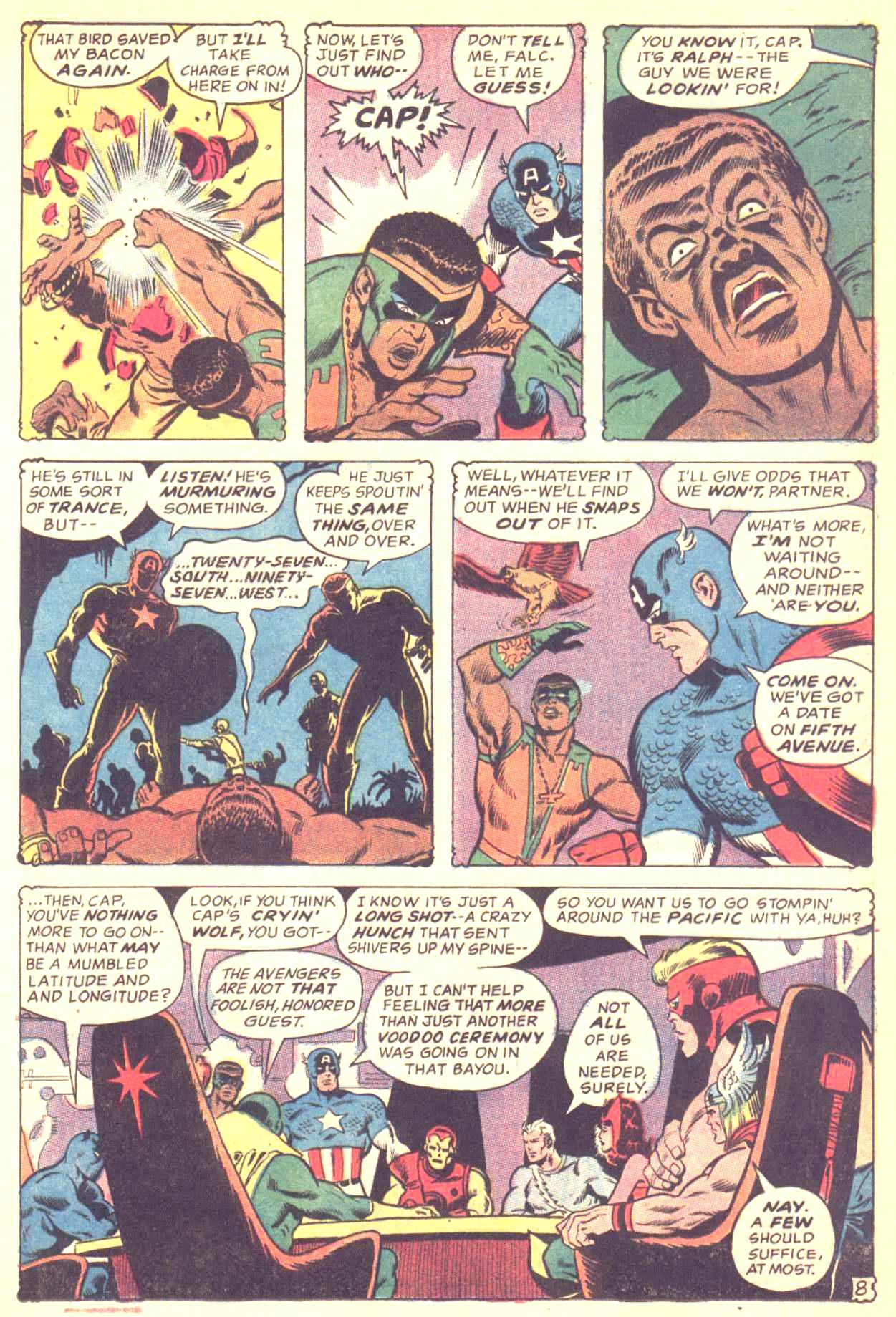 The Avengers (1963) 88 Page 8
