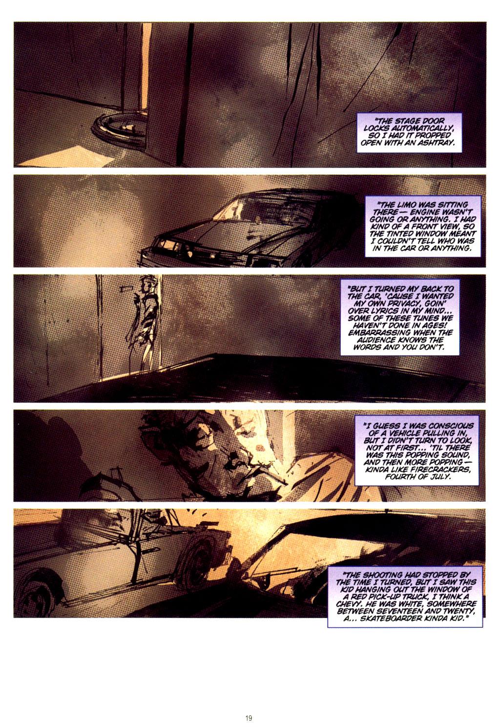 Read online CSI: Crime Scene Investigation: Bad Rap comic -  Issue #2 - 20