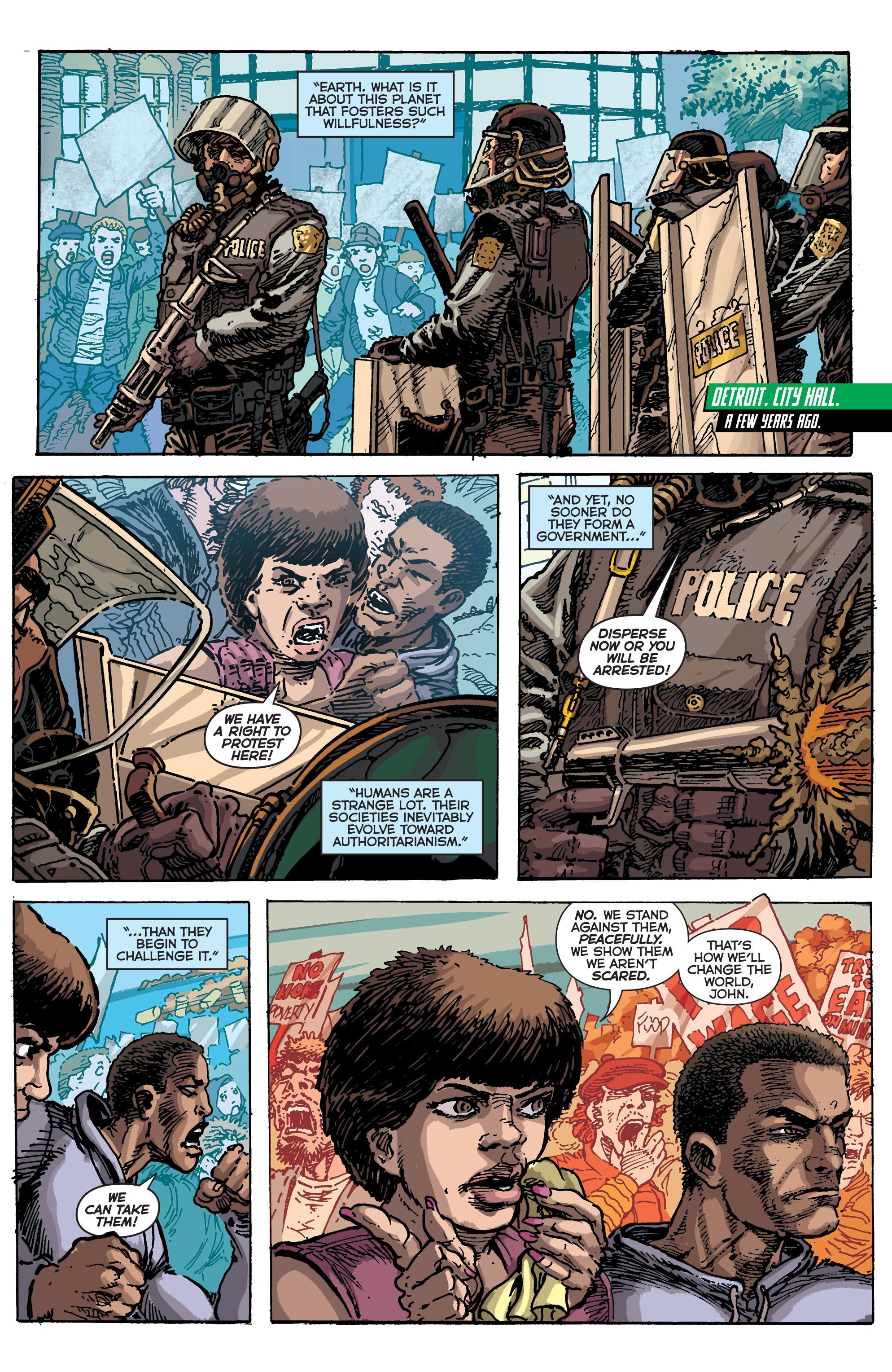 Read online Secret Origins (2014) comic -  Issue #9 - 26