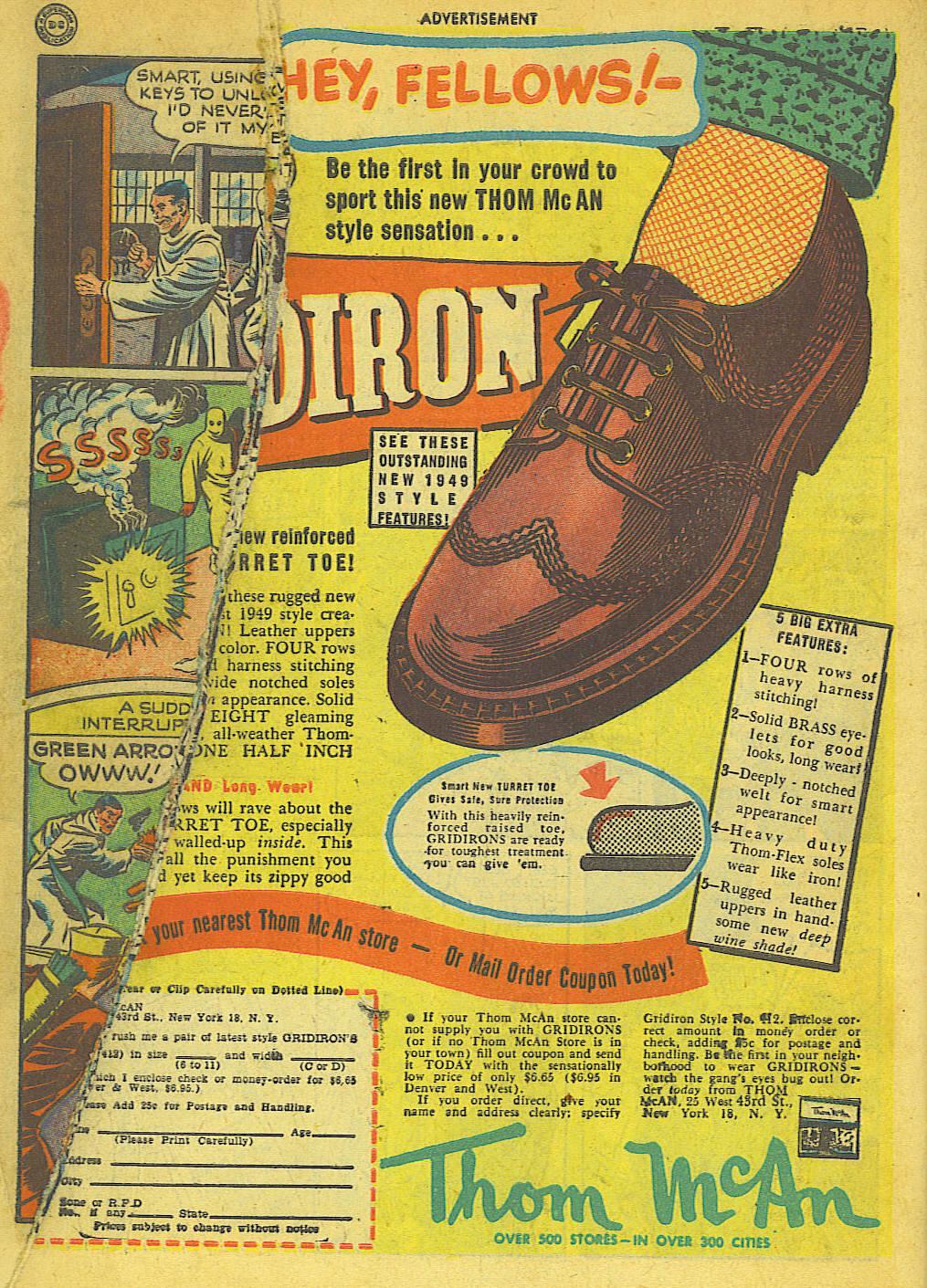 Read online Adventure Comics (1938) comic -  Issue #136 - 51