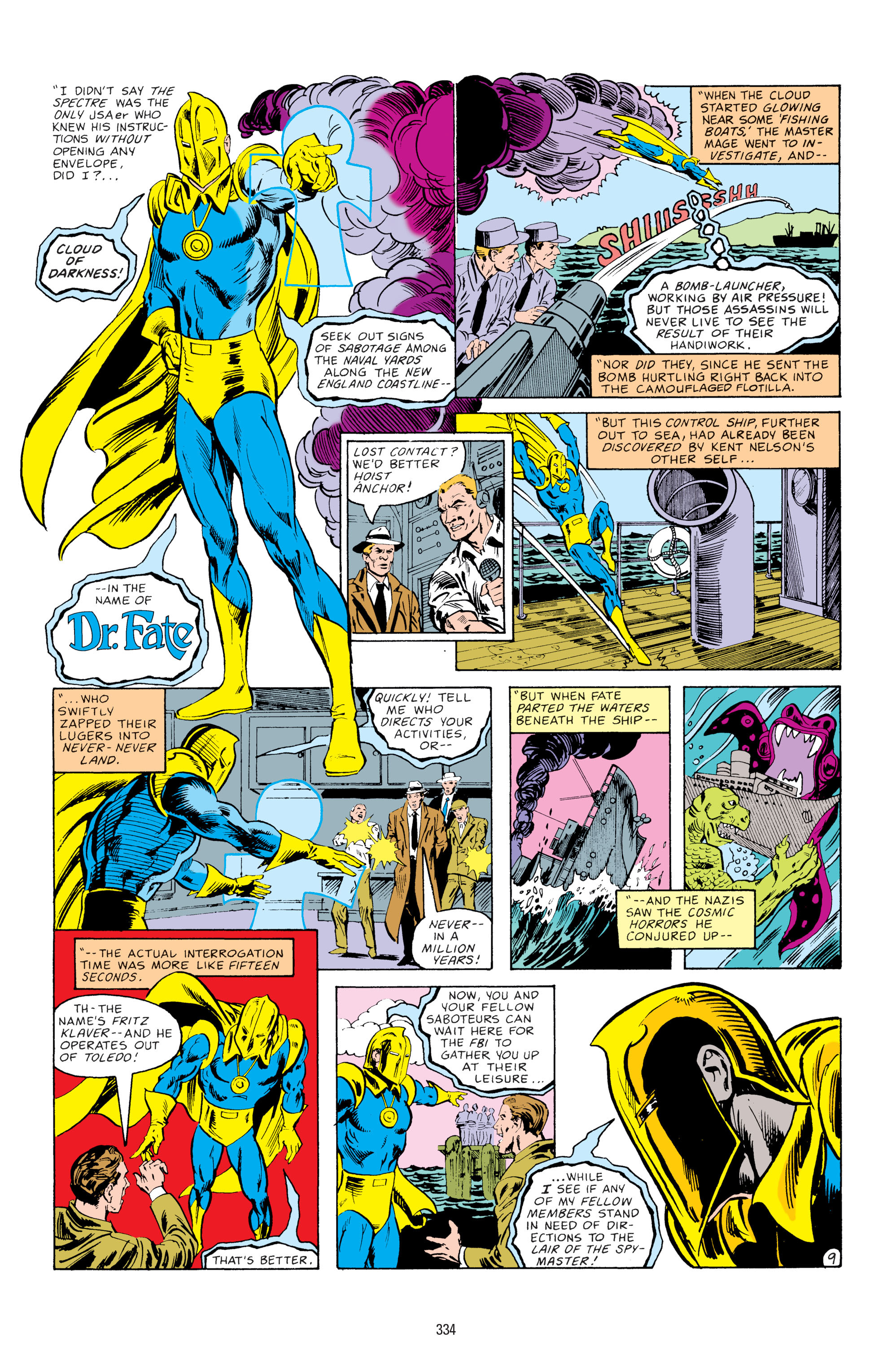 Read online All-Star Squadron comic -  Issue #67 - 10