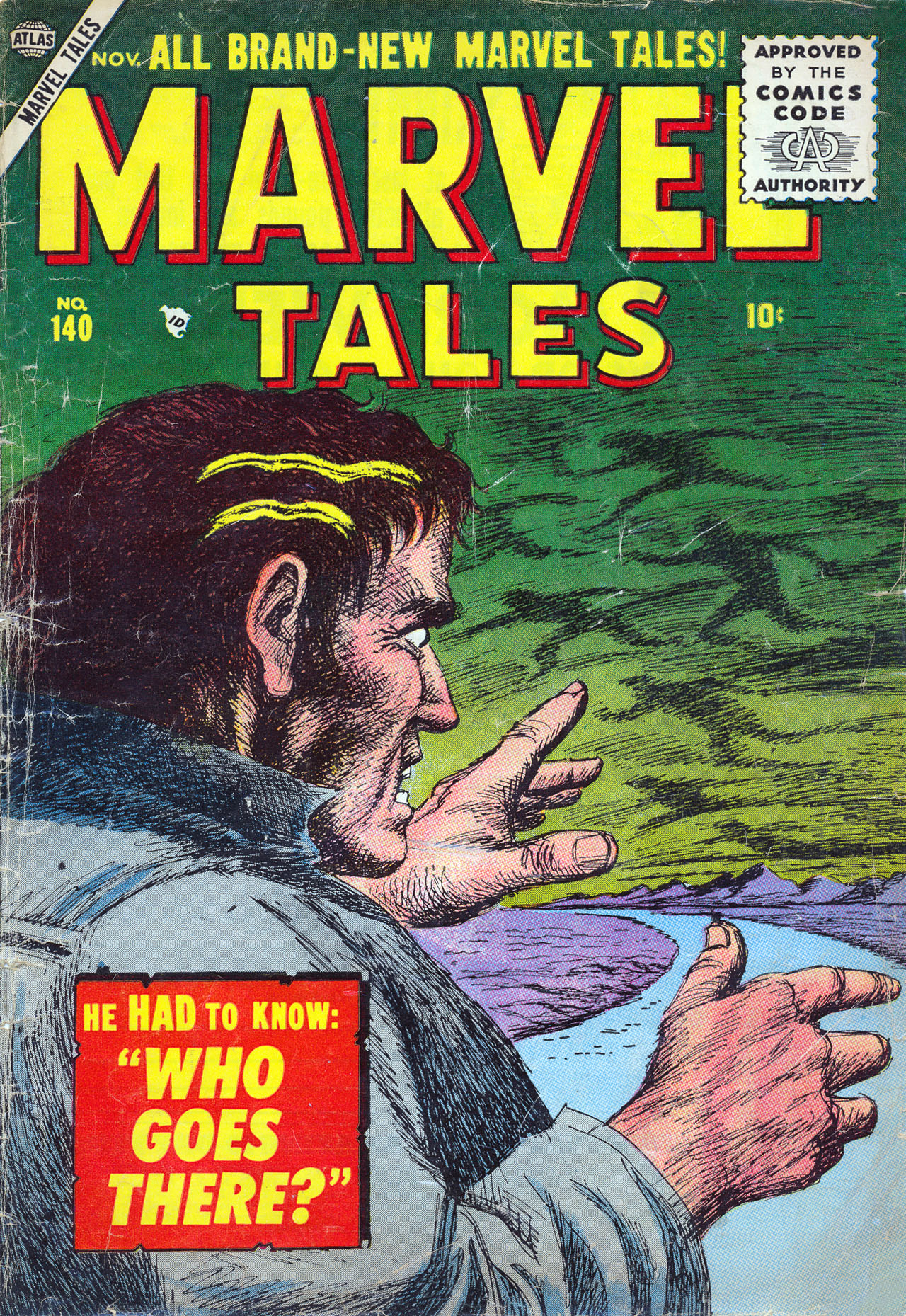 Marvel Tales (1949) 140 Page 1