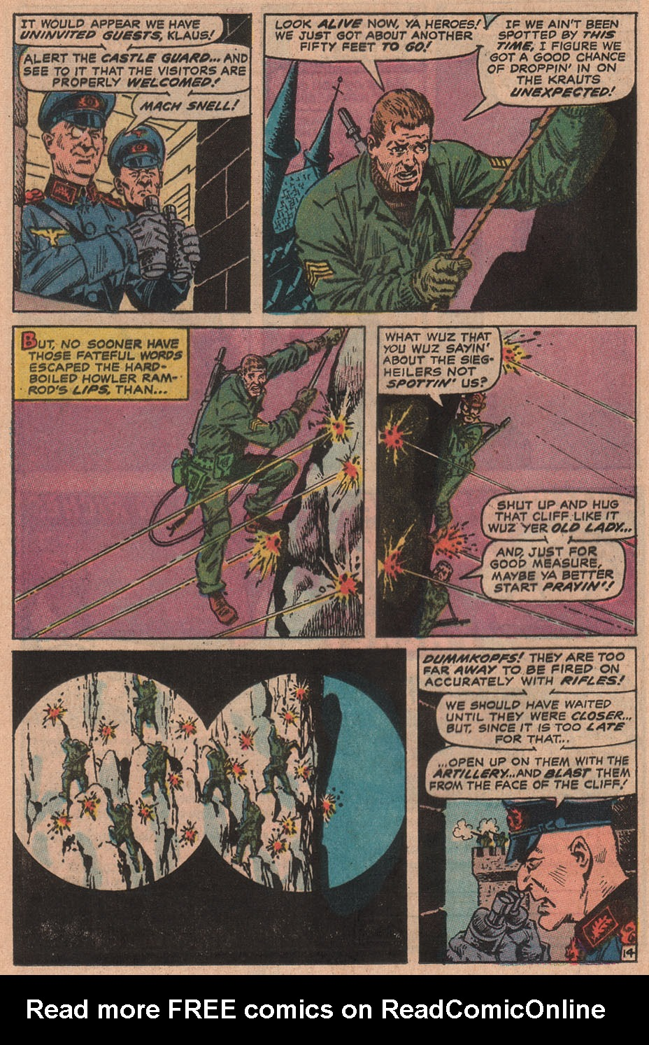 Read online Sgt. Fury comic -  Issue #79 - 20