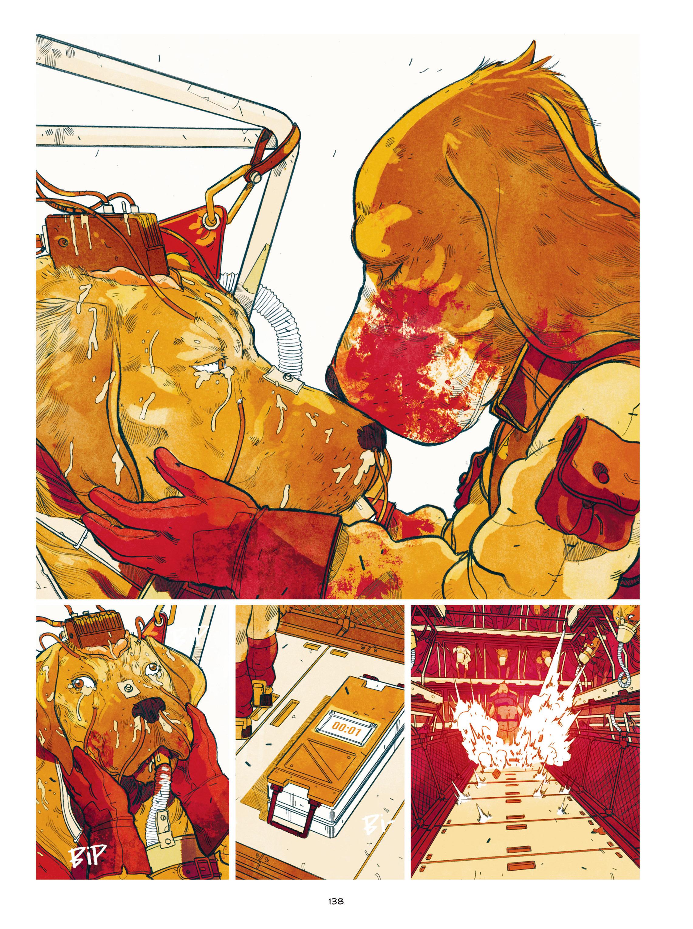 Read online Shangri-La comic -  Issue # Full - 139