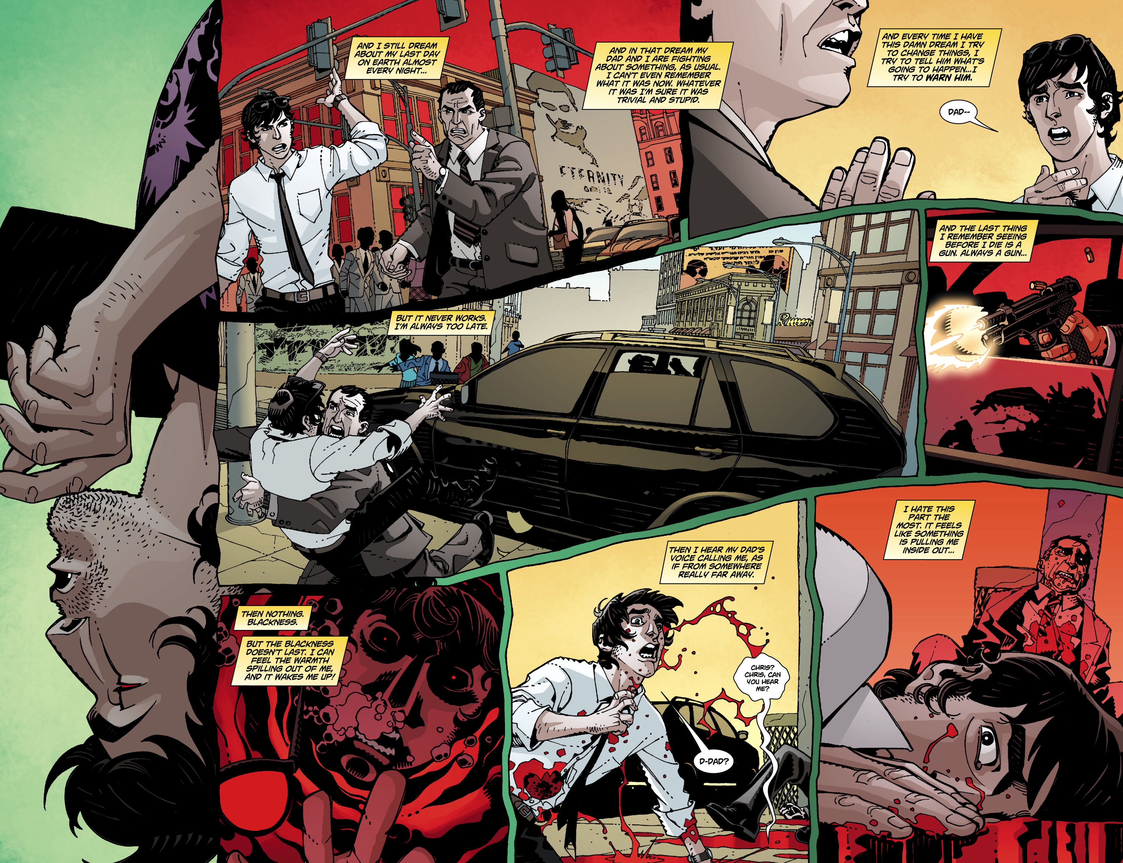 Read online National Comics: Eternity comic -  Issue # Full - 3
