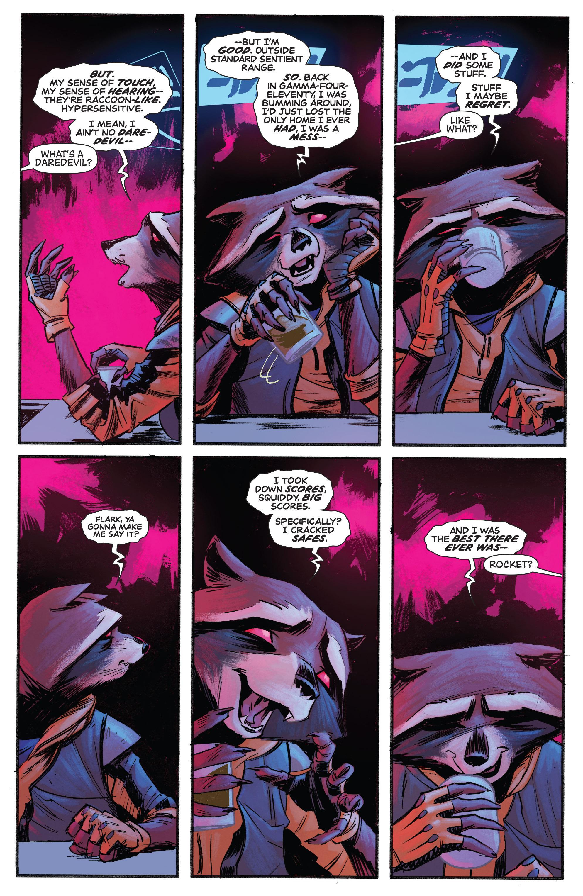 Read online Rocket comic -  Issue #1 - 5