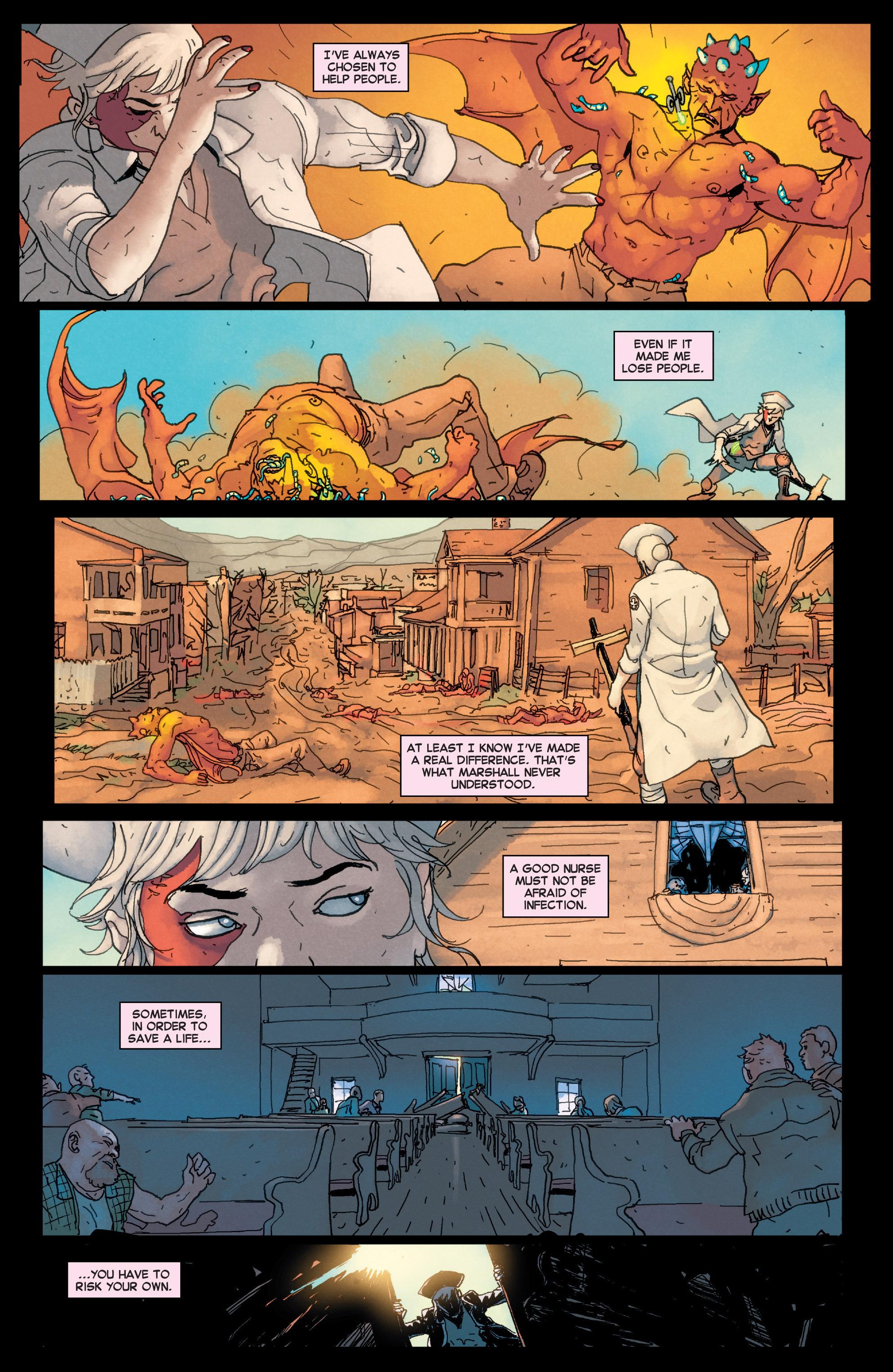 Read online Secret Wars Journal/Battleworld comic -  Issue # TPB - 75