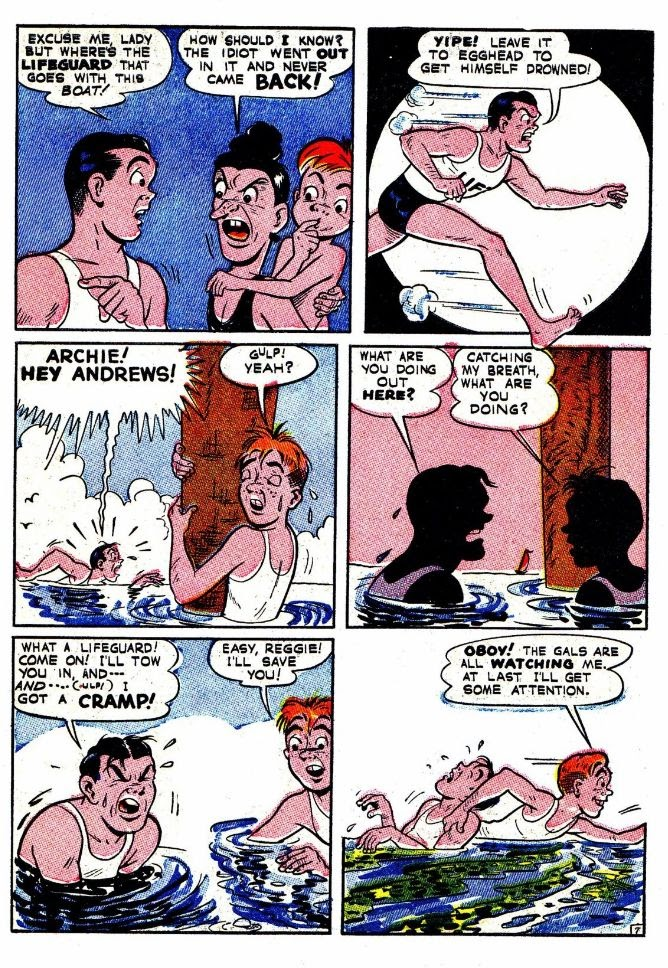 Archie Comics issue 028 - Page 8