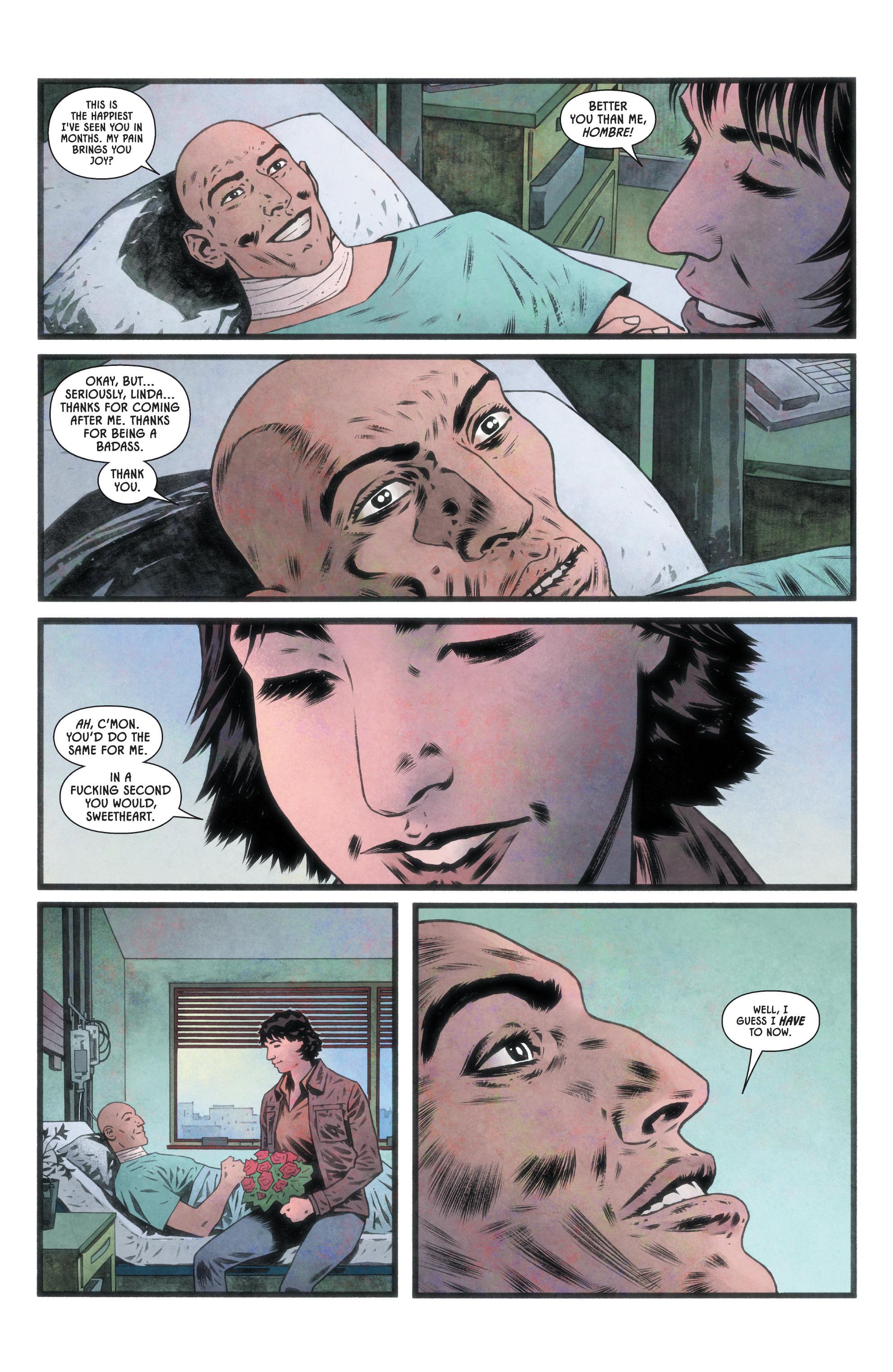 Read online Dead Inside comic -  Issue #5 - 22