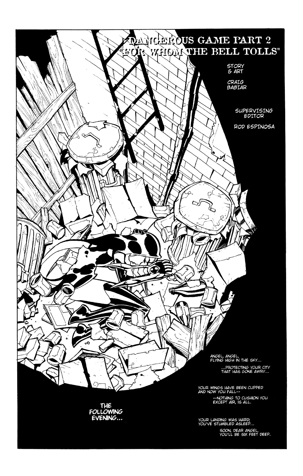 Warrior Nun Areala:  Dangerous Game Issue #2 #2 - English 3
