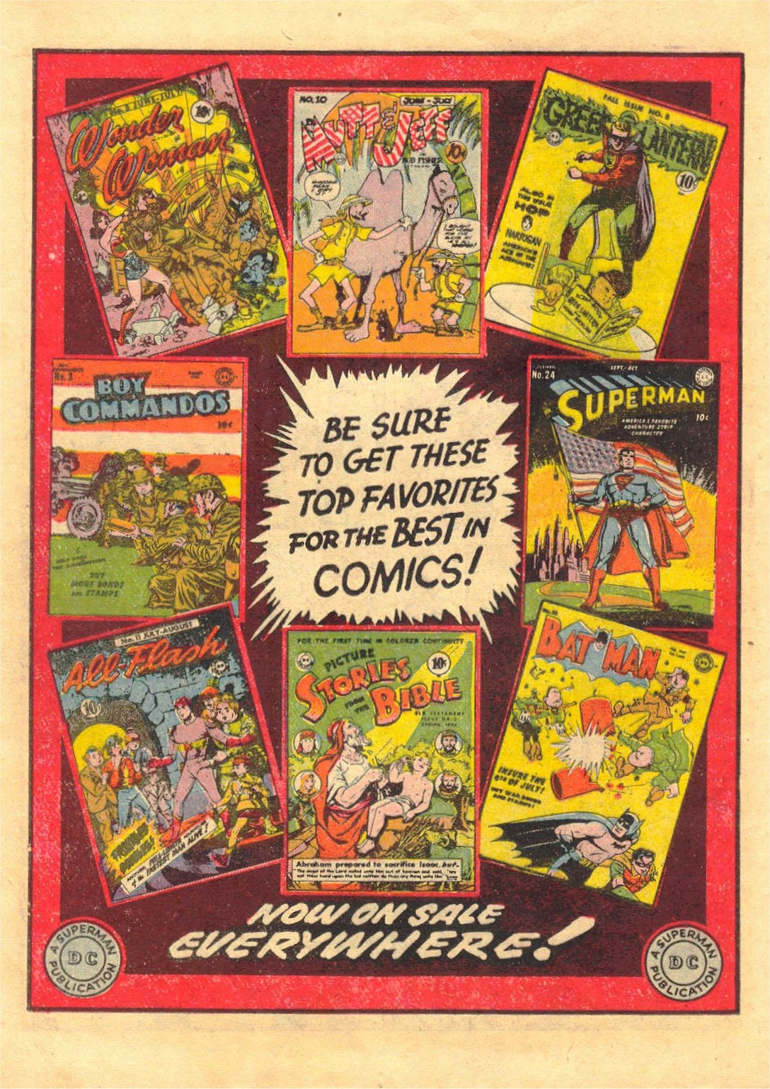 Read online Adventure Comics (1938) comic -  Issue #87 - 20