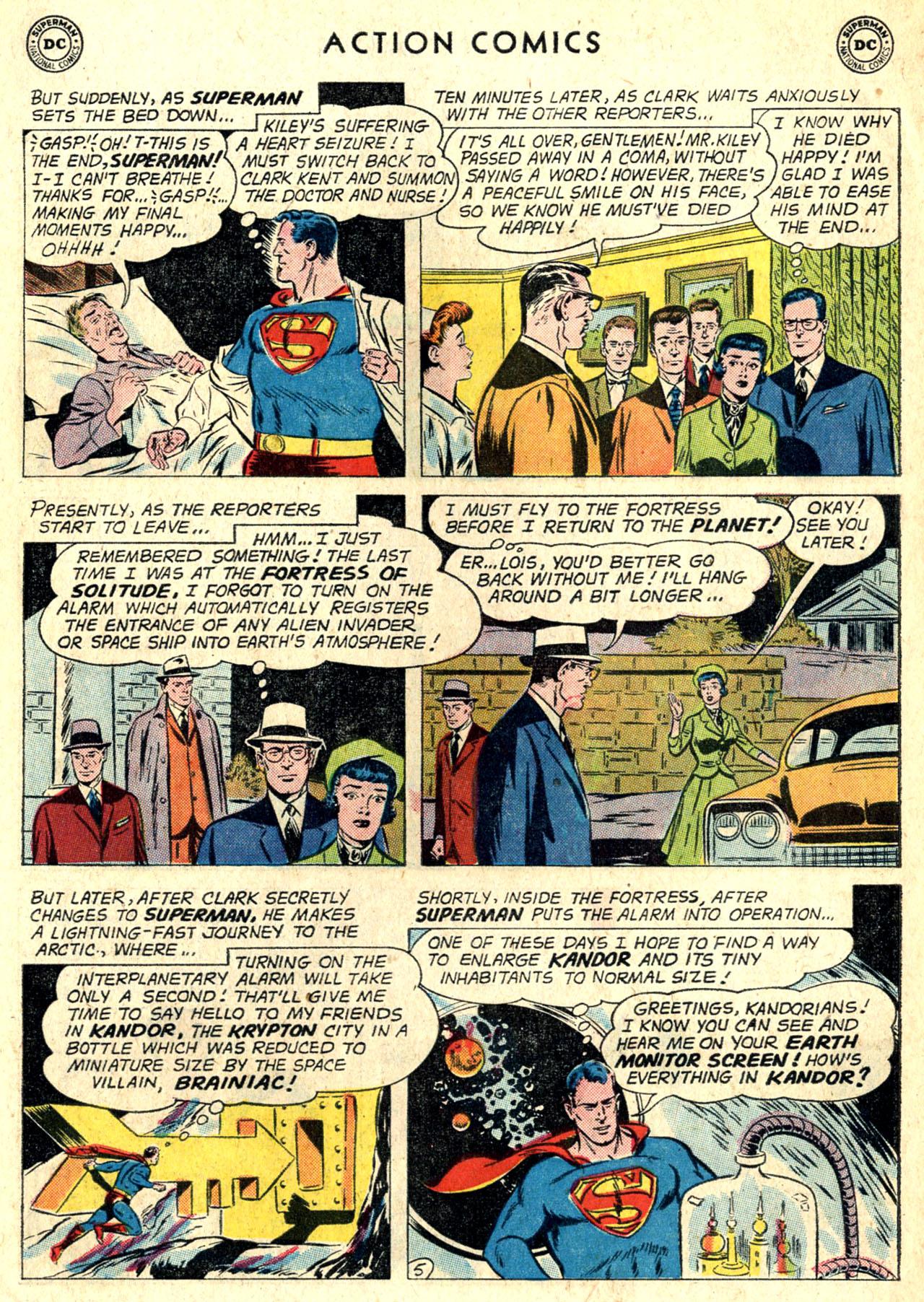 Action Comics (1938) 276 Page 6
