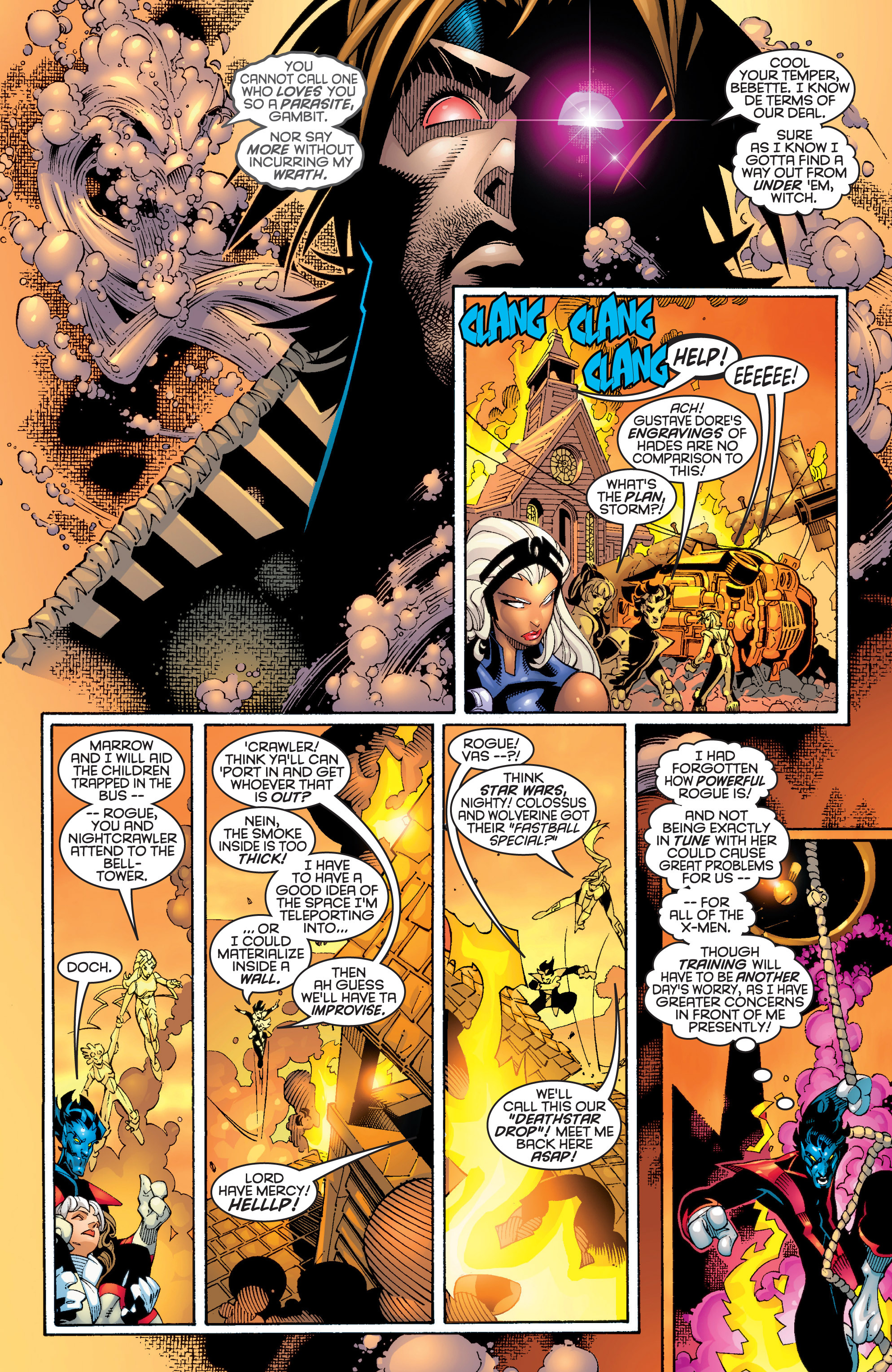 Read online Uncanny X-Men (1963) comic -  Issue #362 - 10
