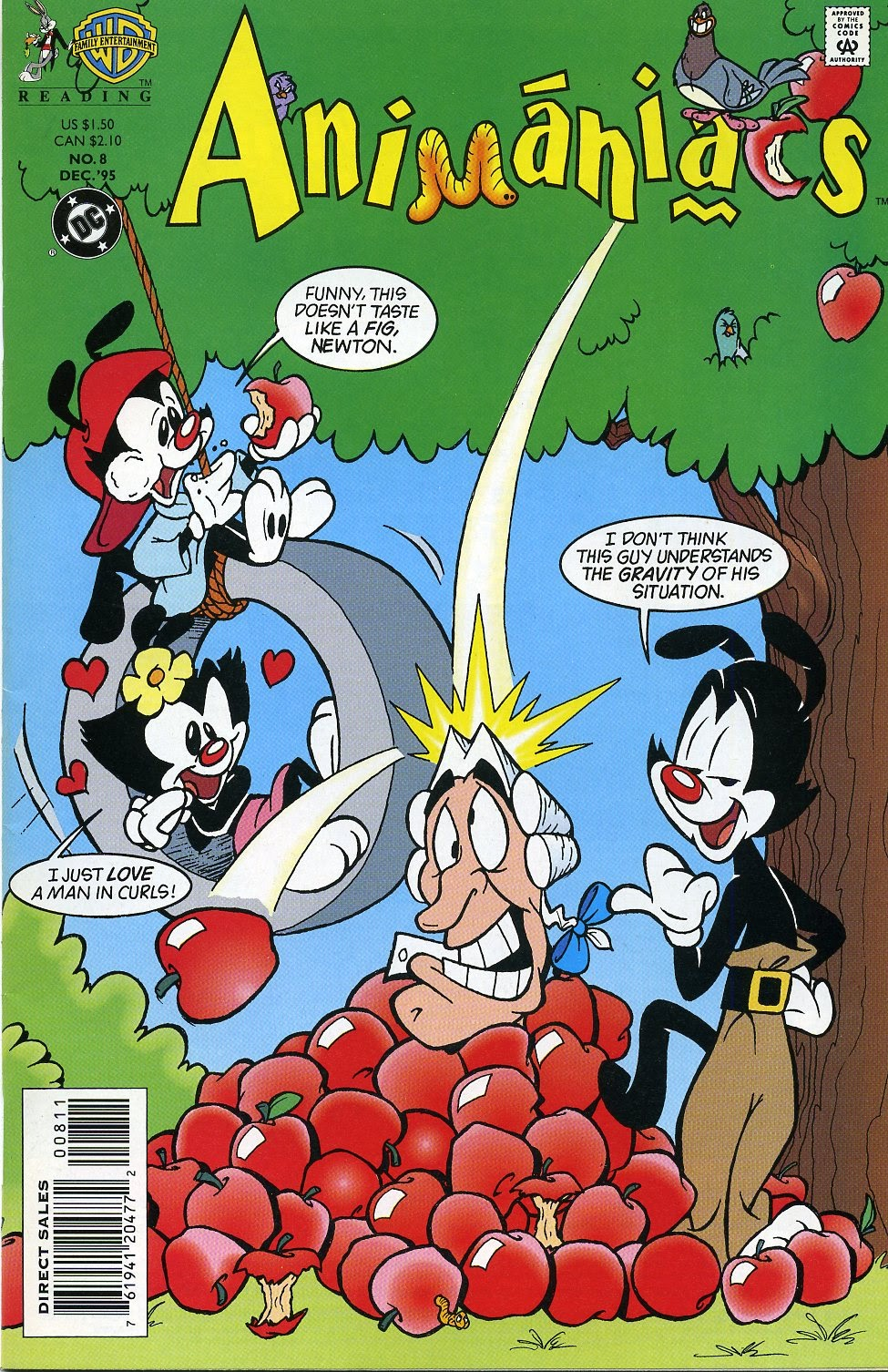 Animaniacs (1995) 8 Page 1