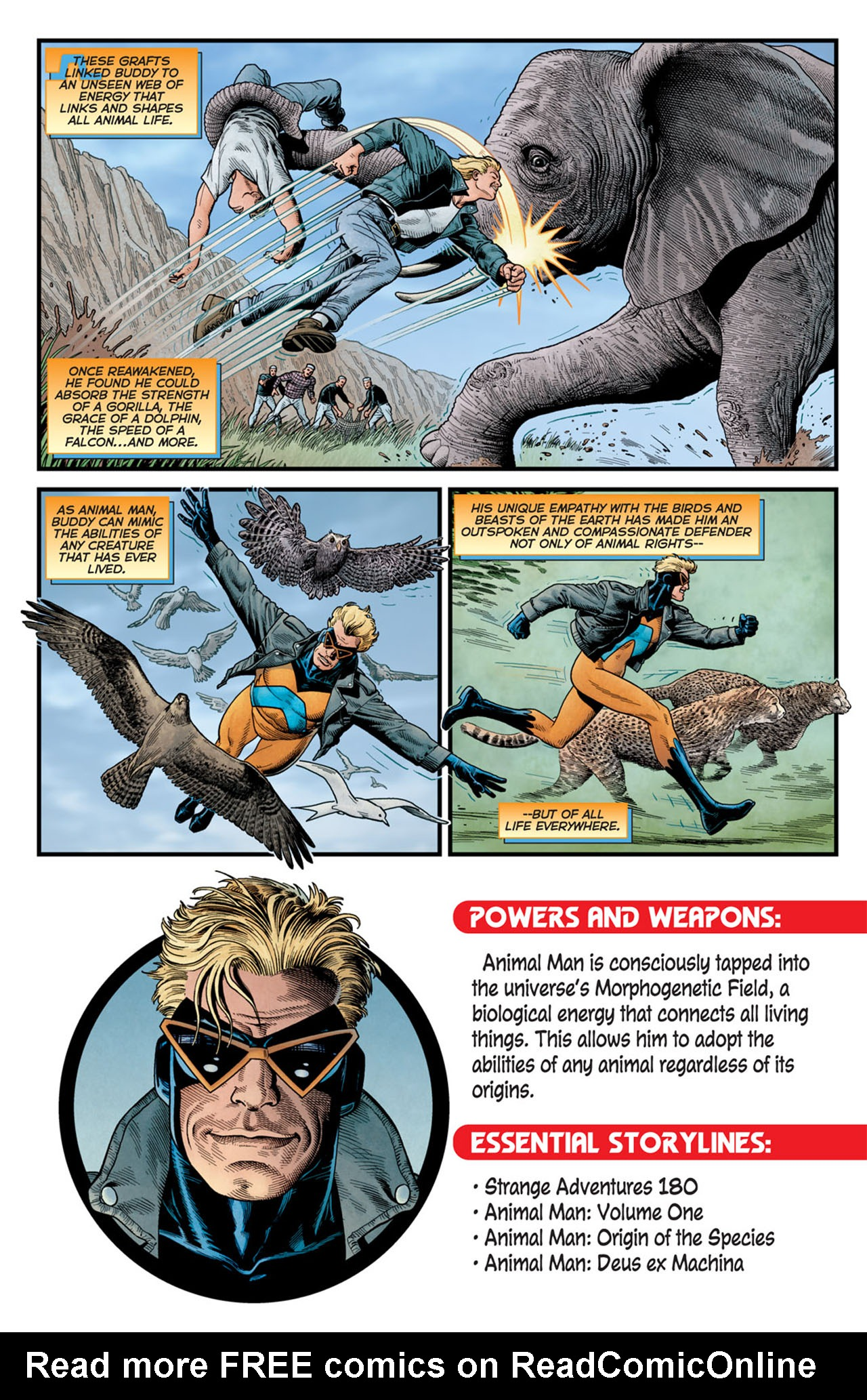Read online 52 comic -  Issue #19 - 24