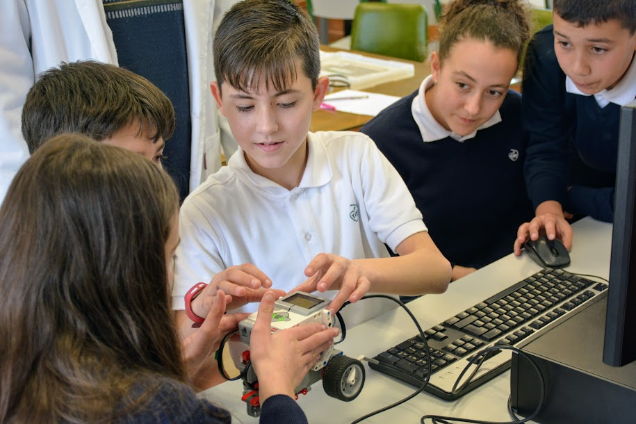 Robótica educativa: Lego Mindstorm EV3