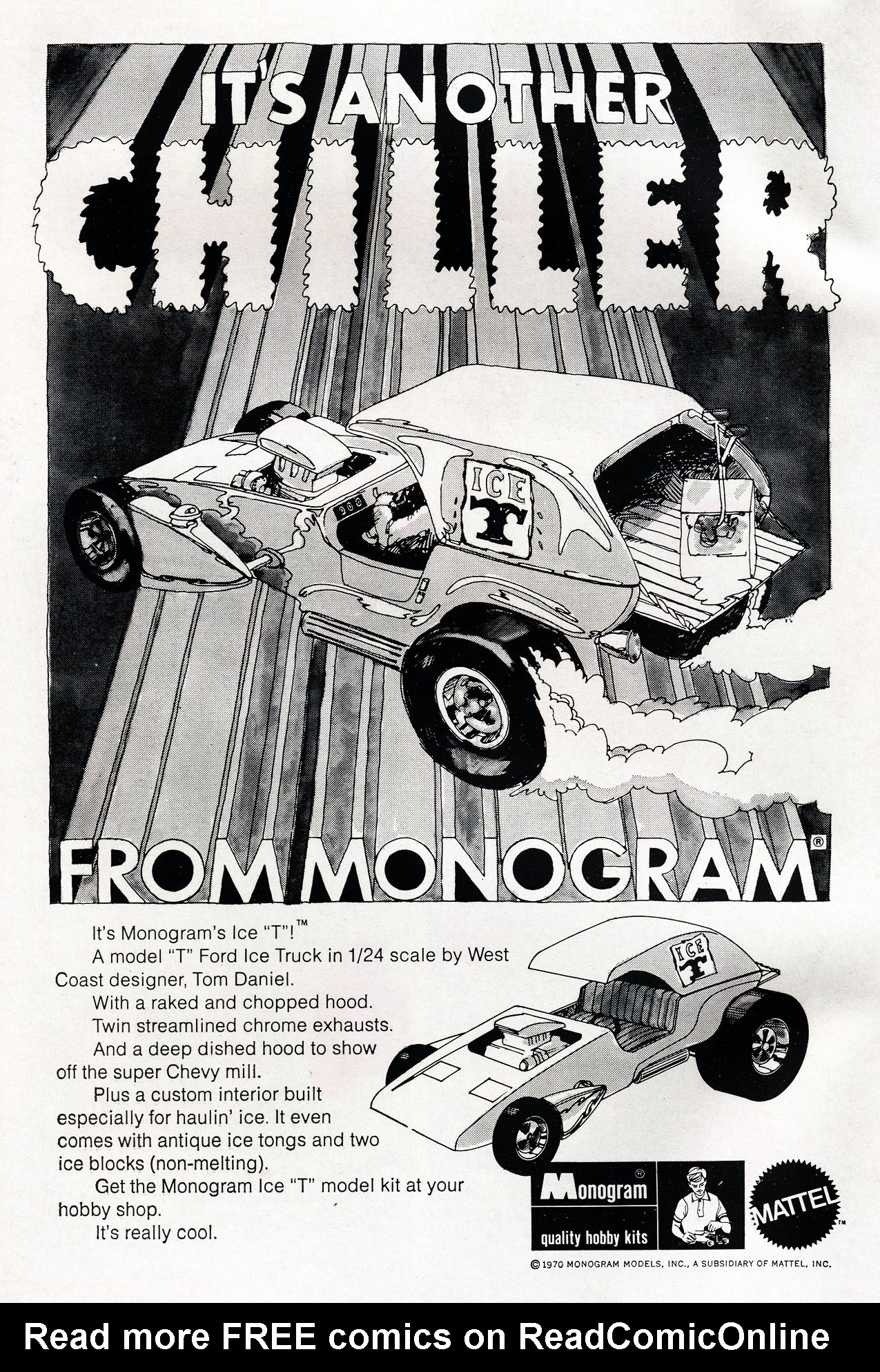 Read online Amazing Adventures (1970) comic -  Issue #3 - 2