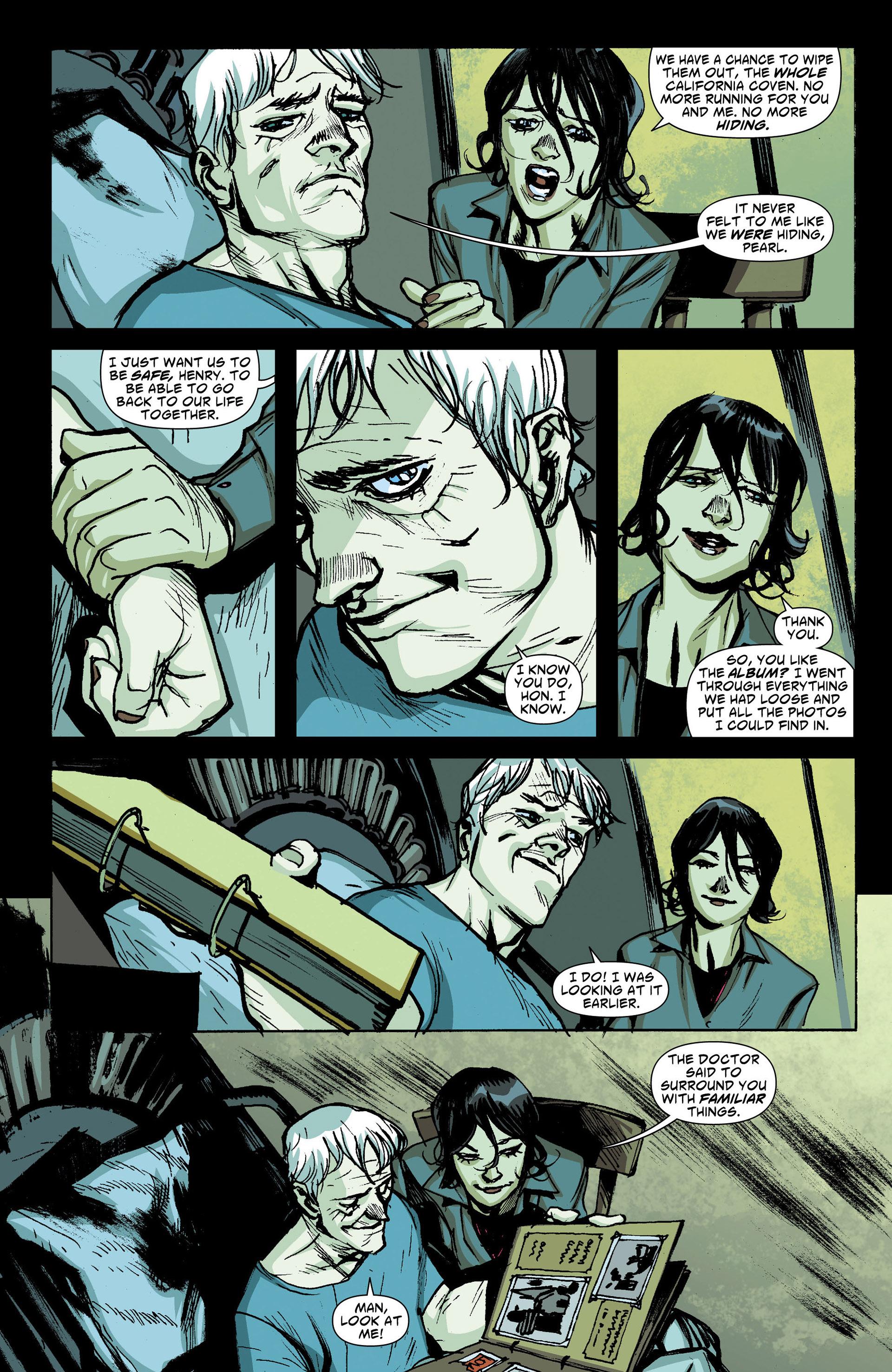Read online American Vampire comic -  Issue #31 - 6
