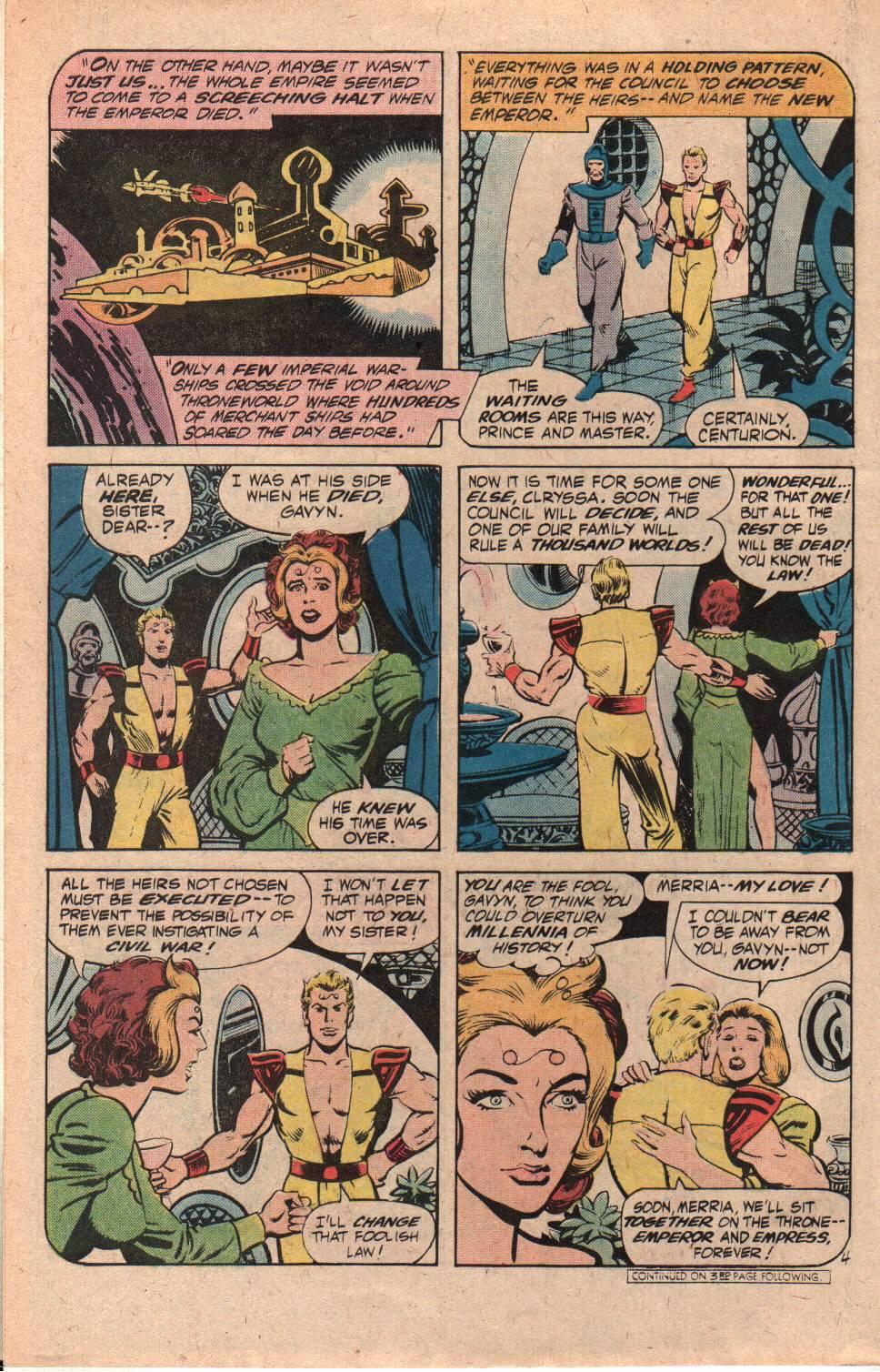 Read online Adventure Comics (1938) comic -  Issue #469 - 6