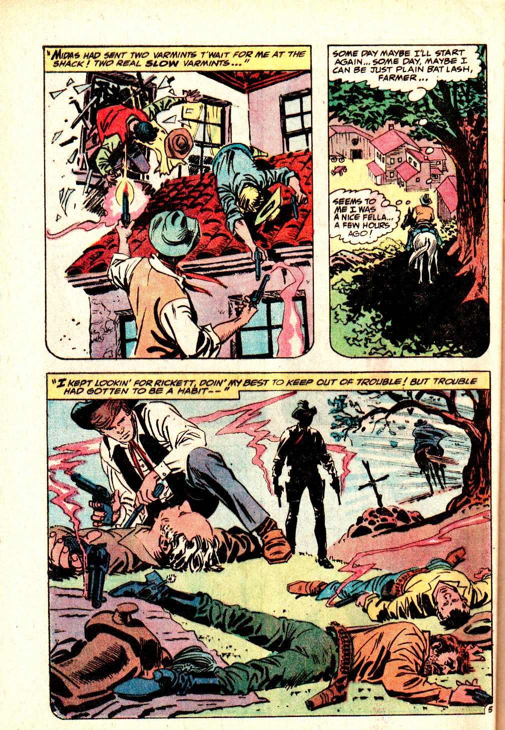 Read online All-Star Western (1970) comic -  Issue #10 - 40