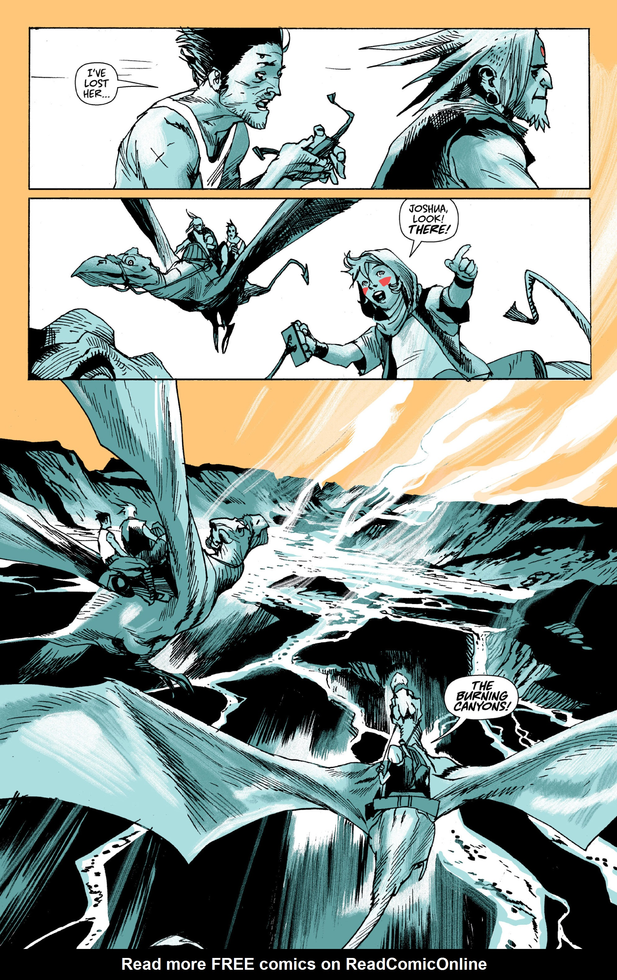 Read online Ei8ht comic -  Issue # TPB - 99