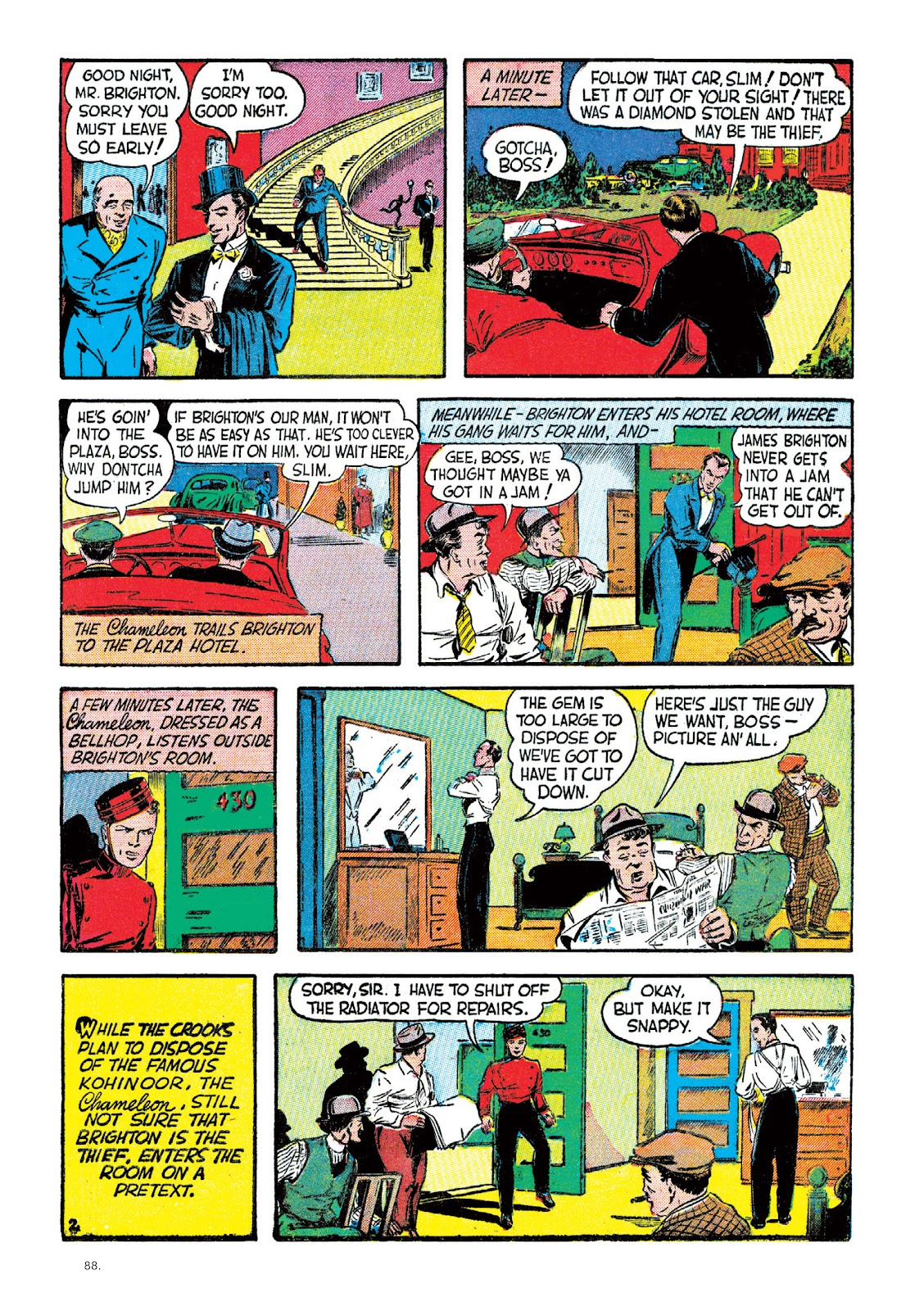 Read online The Bill Everett Archives comic -  Issue # TPB 2 (Part 1) - 89