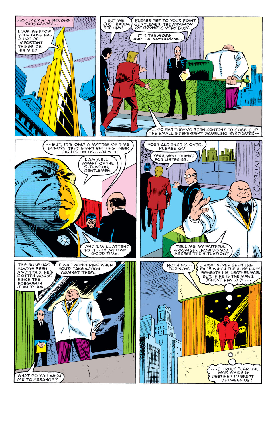 The Amazing Spider-Man (1963) 275 Page 23