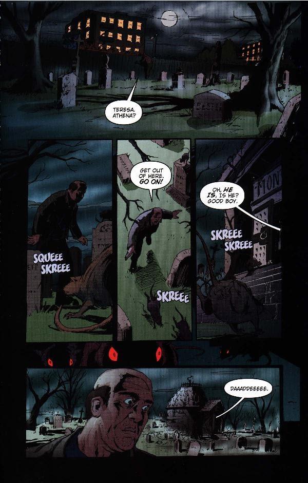 Read online Vampire the Masquerade comic -  Issue # Nosferatu - 47