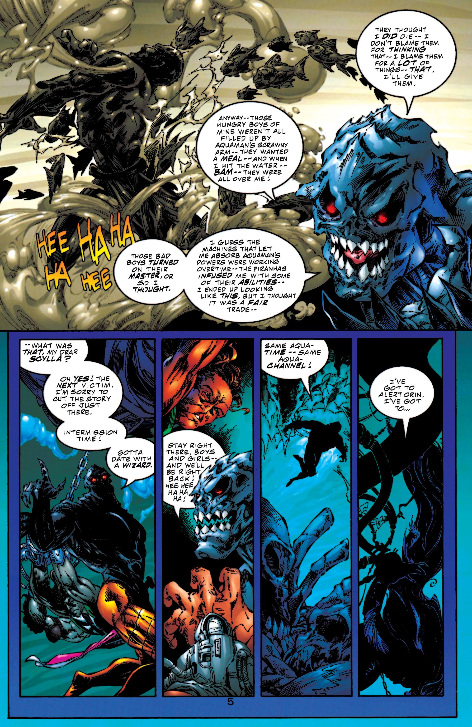 Read online Aquaman (1994) comic -  Issue #56 - 5