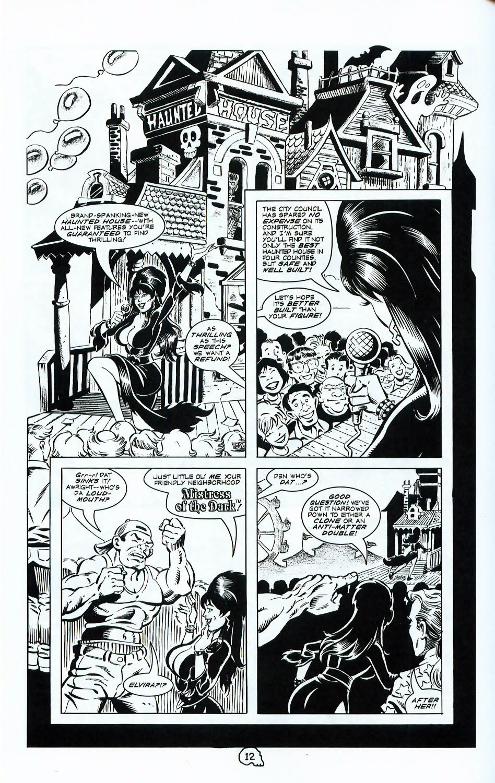 Read online Elvira, Mistress of the Dark comic -  Issue #117 - 14