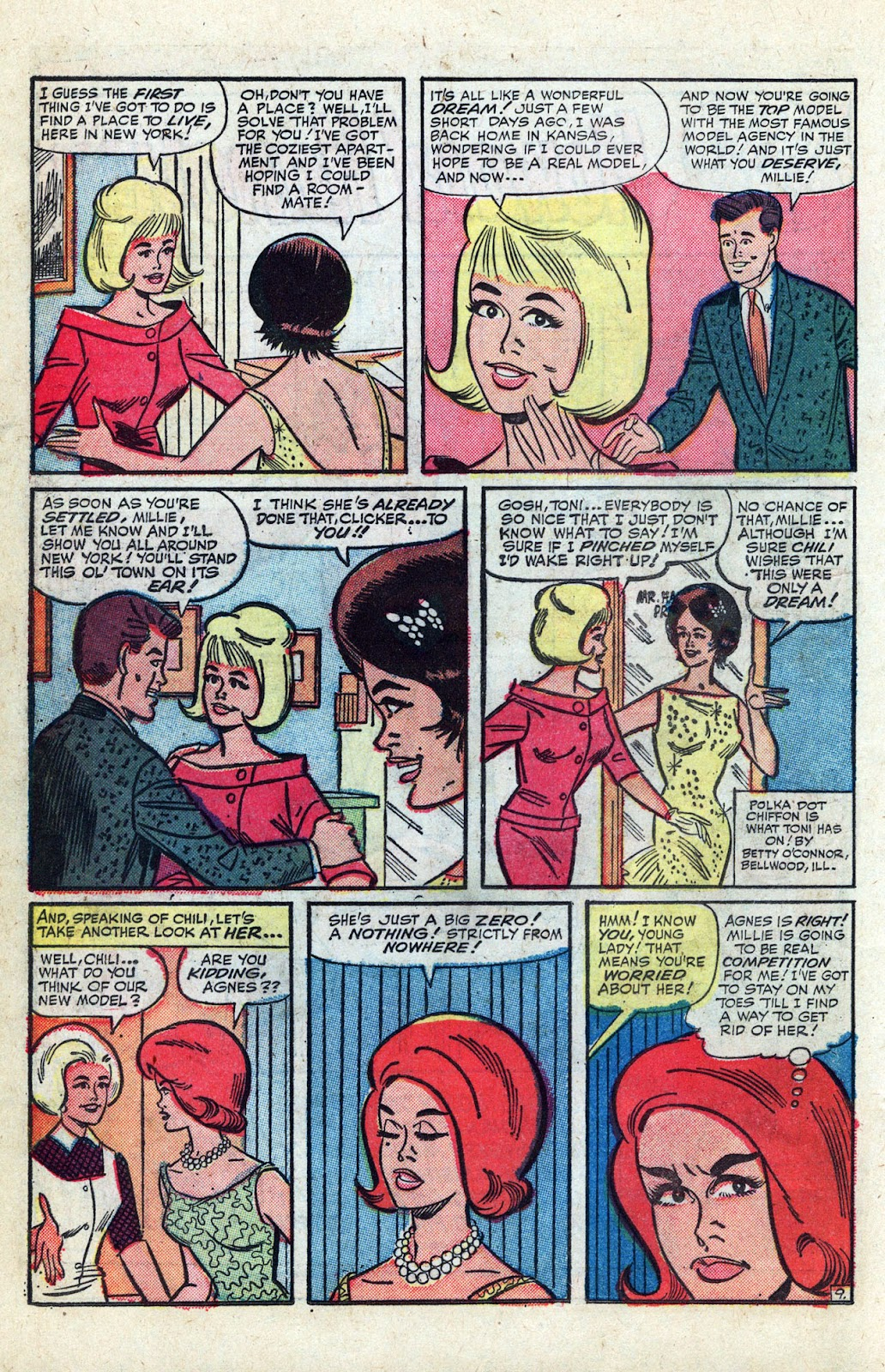 Read online Millie the Model comic -  Issue # Annual 3 - 32