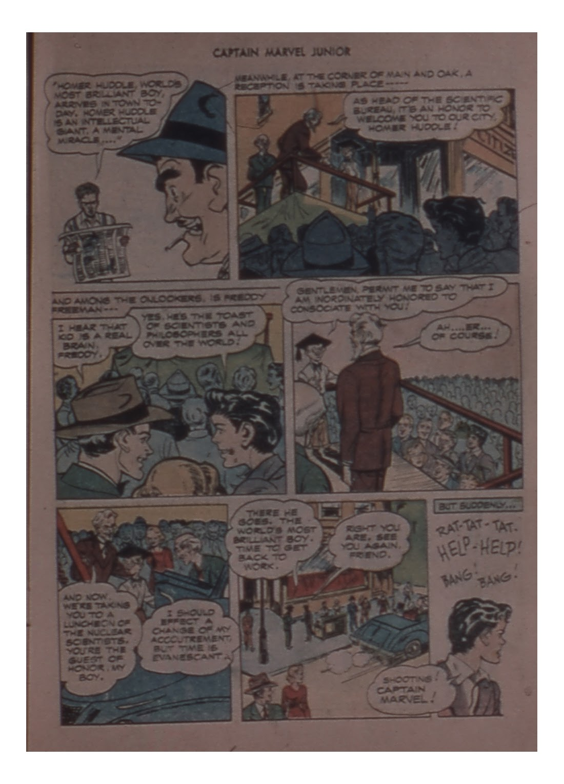 Captain Marvel, Jr. issue 58 - Page 17