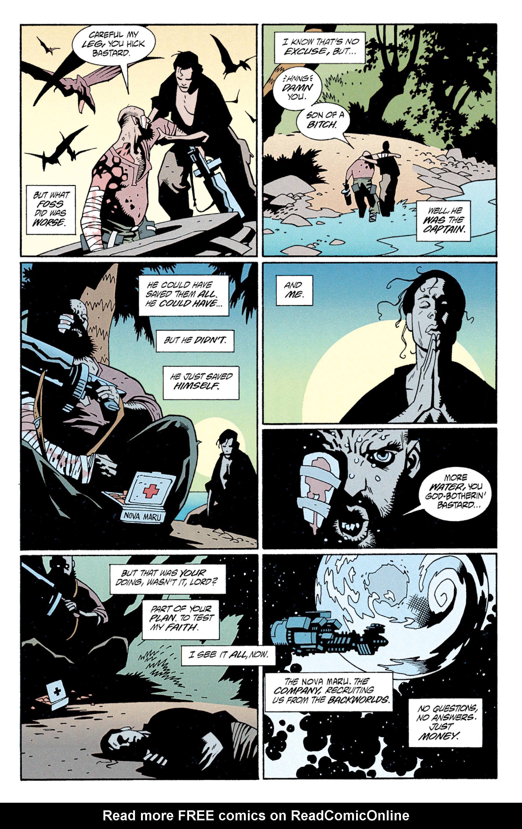 Read online Aliens: Salvation comic -  Issue # TPB - 10