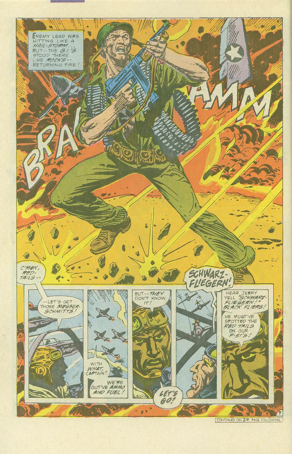 Read online Sgt. Rock comic -  Issue #405 - 5