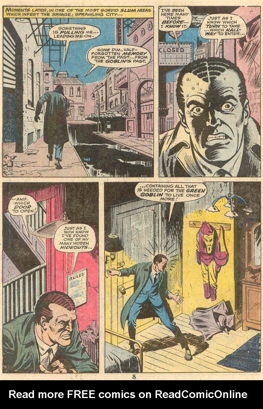The Amazing Spider-Man (1963) _Annual_9 Page 8