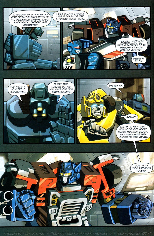 Read online Transformers Armada comic -  Issue #12 - 8
