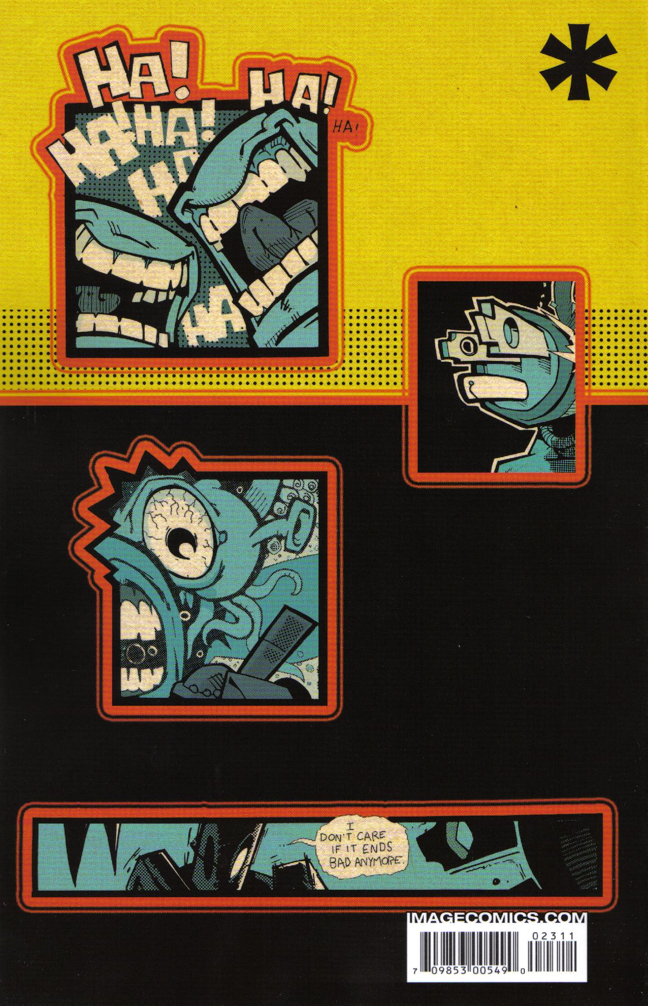 Read online Scud: The Disposable Assassin (2008) comic -  Issue #3 - 36