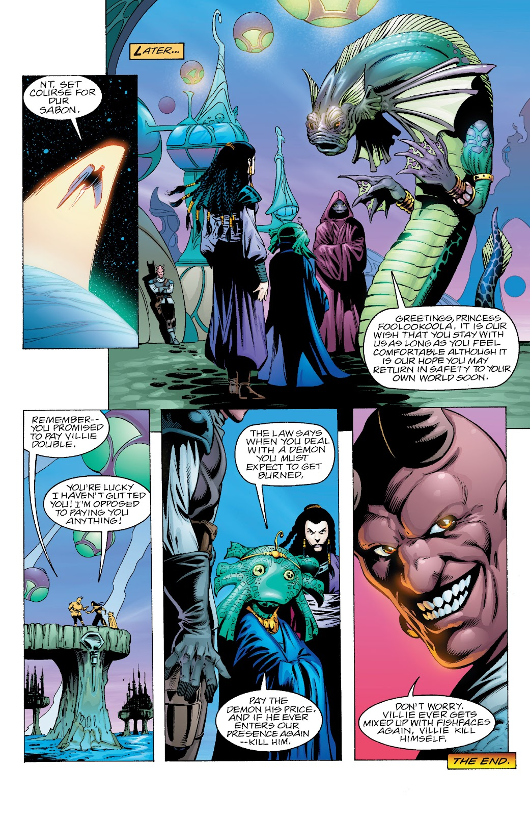 Read online Star Wars Legends: Rise of the Sith - Epic Collection comic -  Issue # TPB 1 (Part 5) - 69