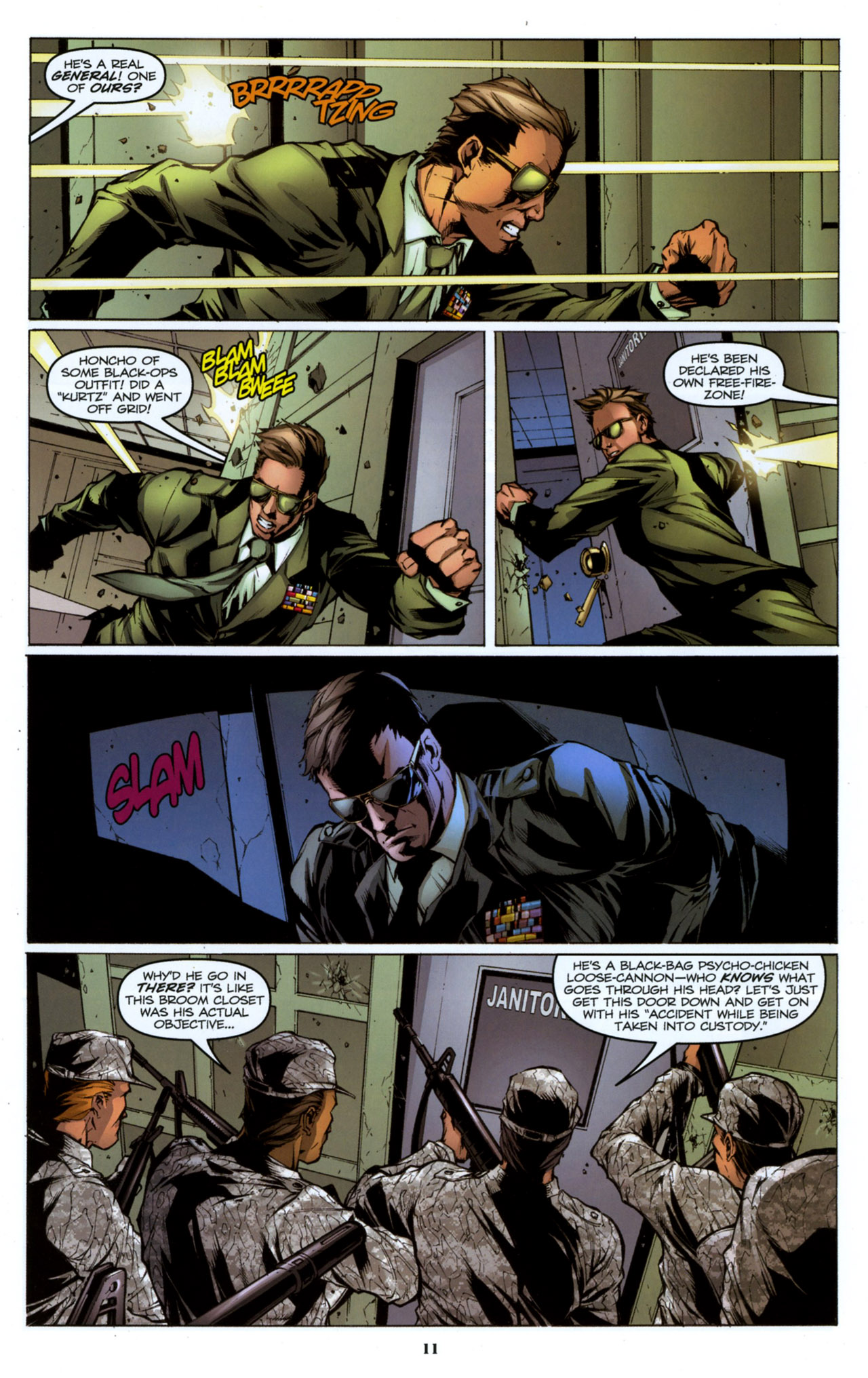G.I. Joe: A Real American Hero 158 Page 12