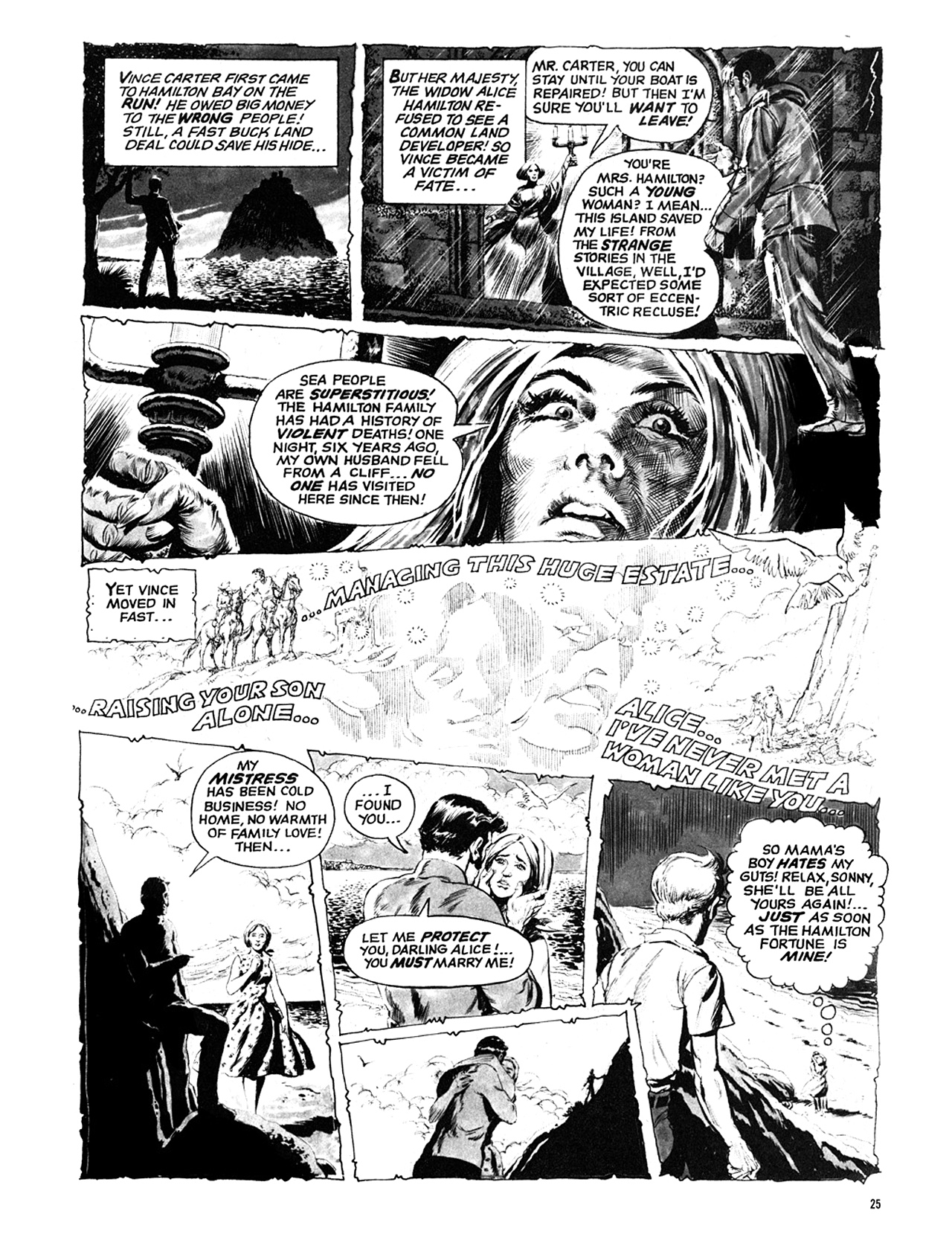 Read online Eerie Archives comic -  Issue # TPB 8 - 26