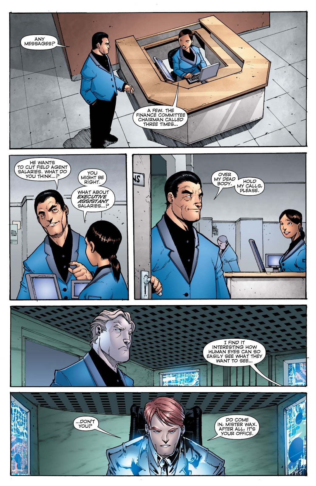 Wildcats Version 3.0 Issue #17 #17 - English 6