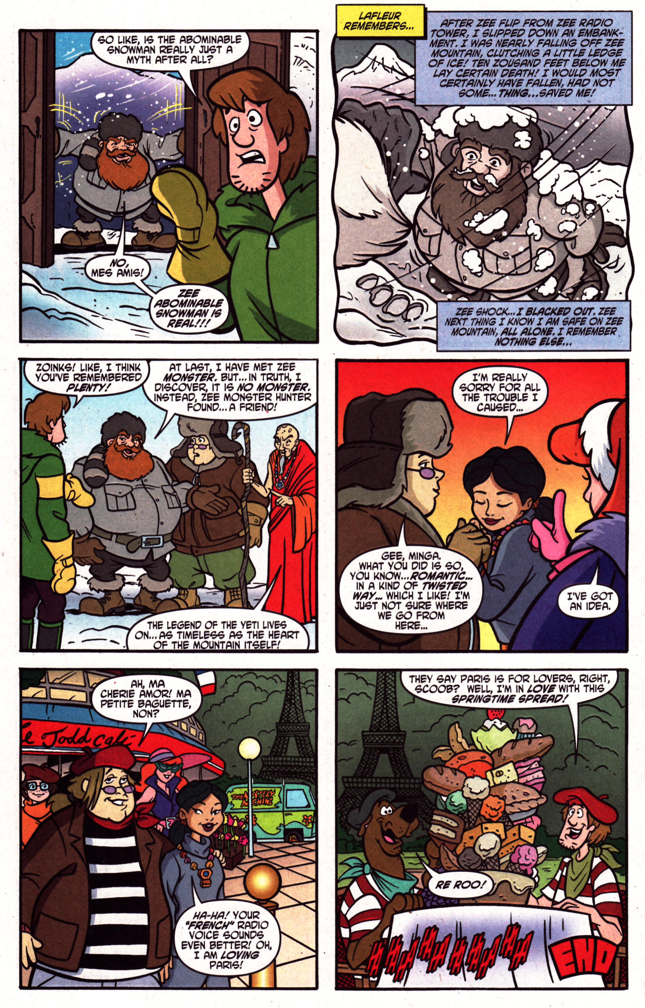 Read online Scooby-Doo (1997) comic -  Issue #124 - 21