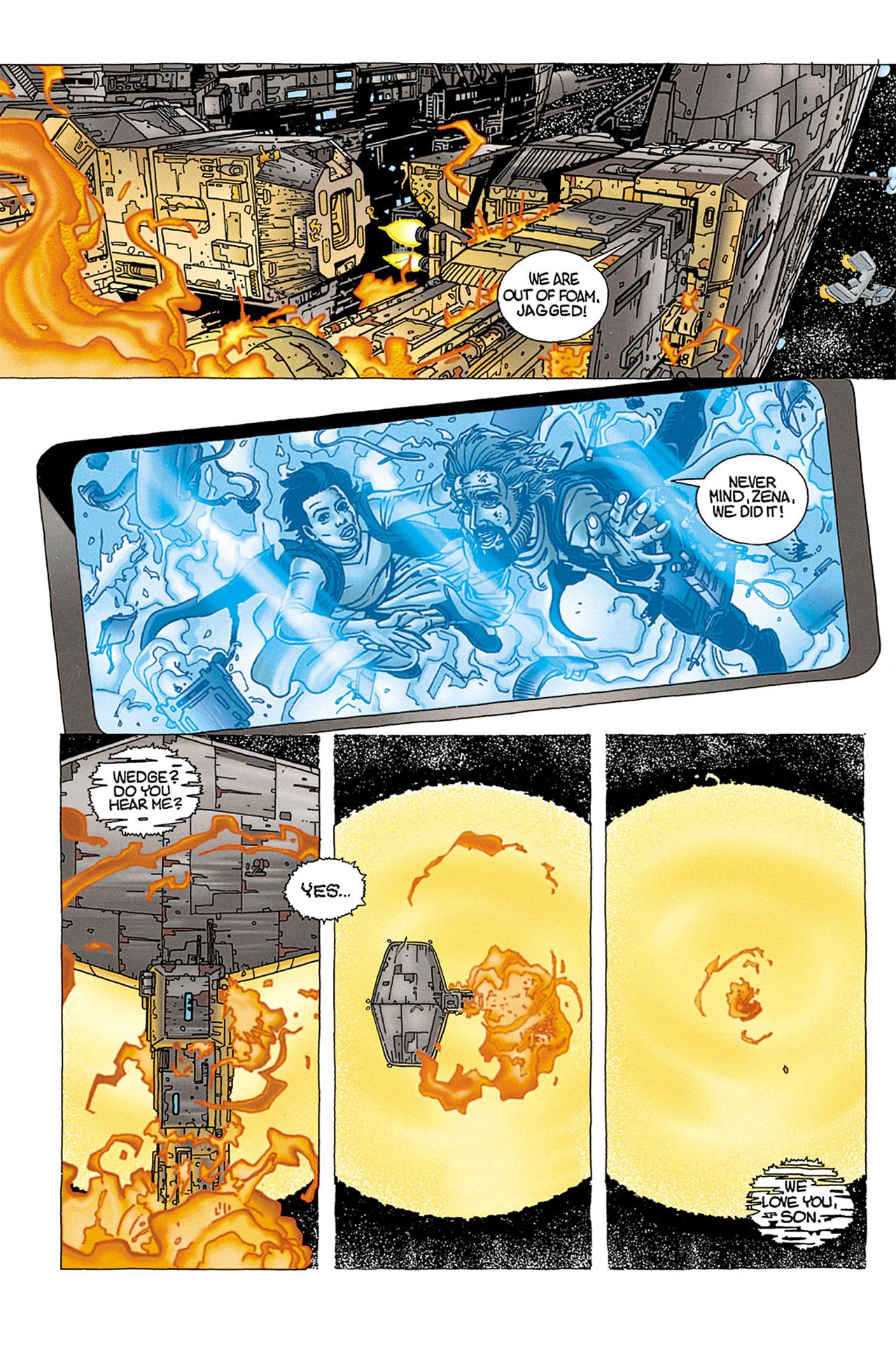 Read online Star Wars Omnibus comic -  Issue # Vol. 1 - 209
