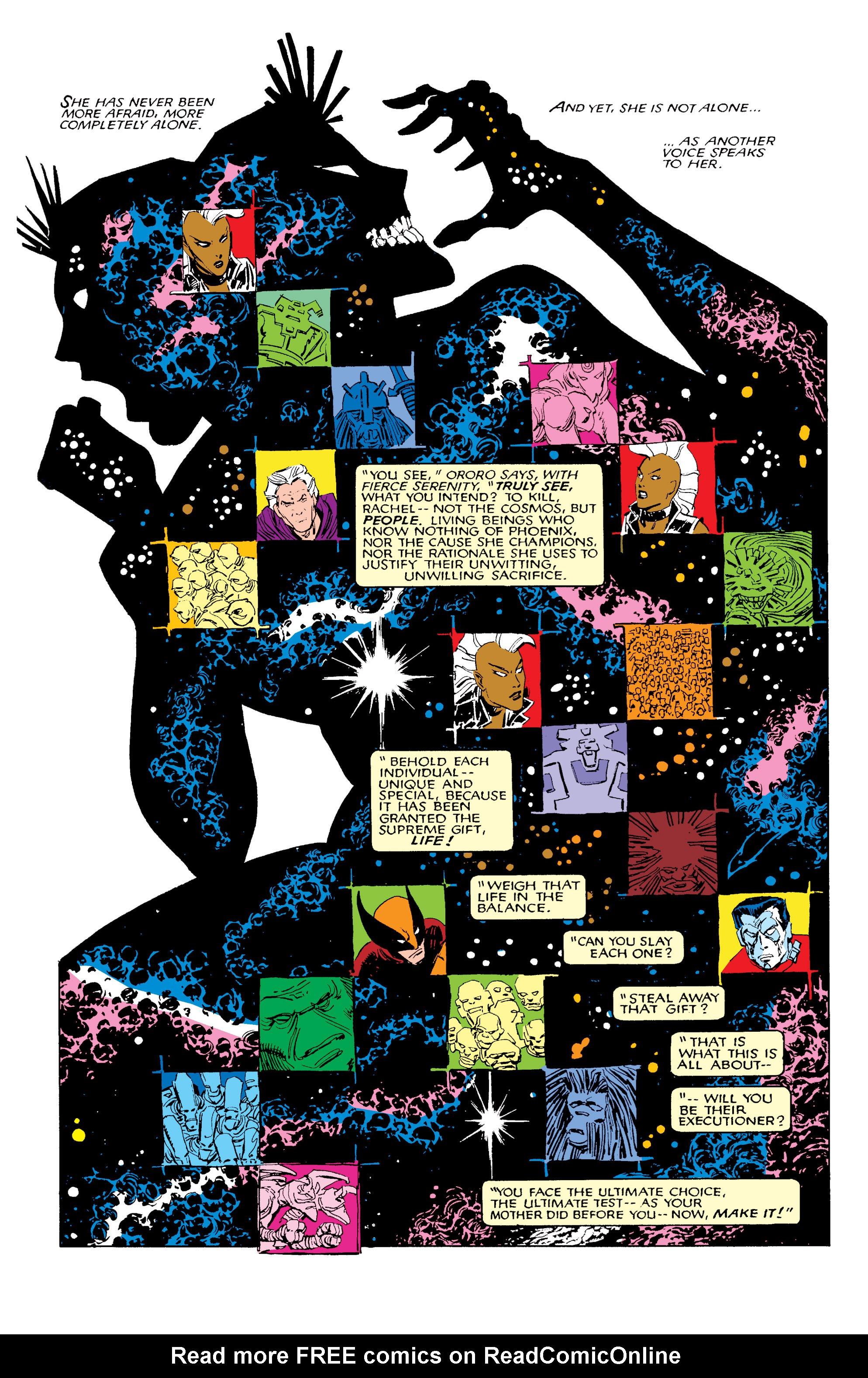 Read online Uncanny X-Men (1963) comic -  Issue #203 - 16