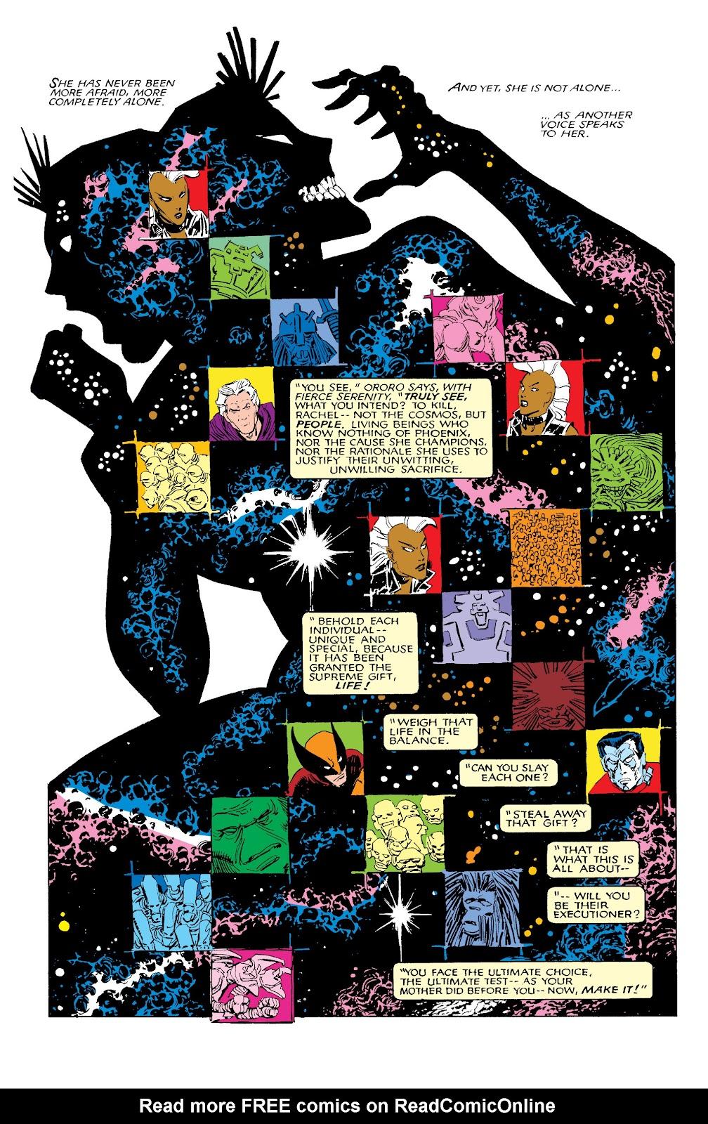 Uncanny X-Men (1963) issue 203 - Page 16